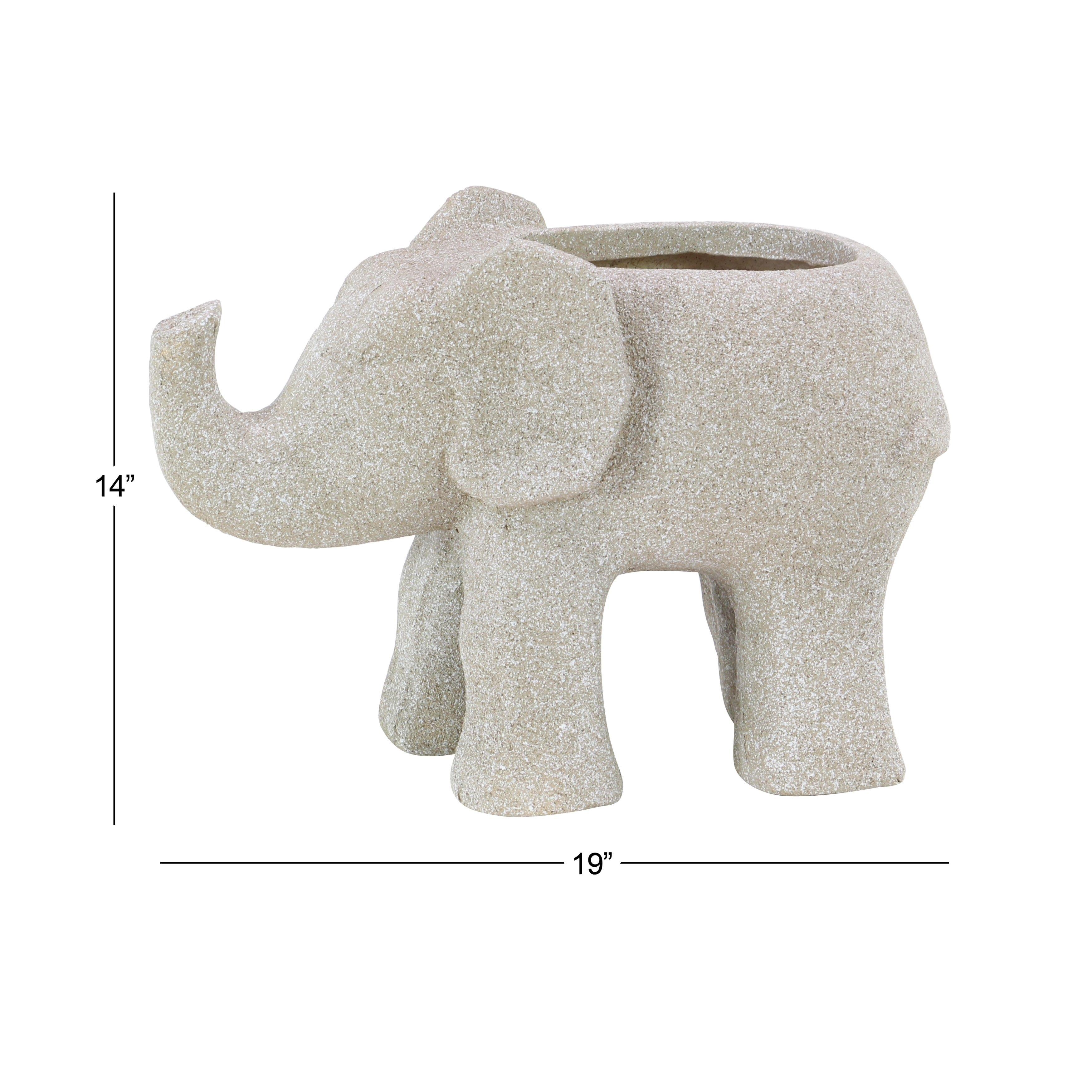 itm cream turquoise metro area abstract rug ebay x elephant