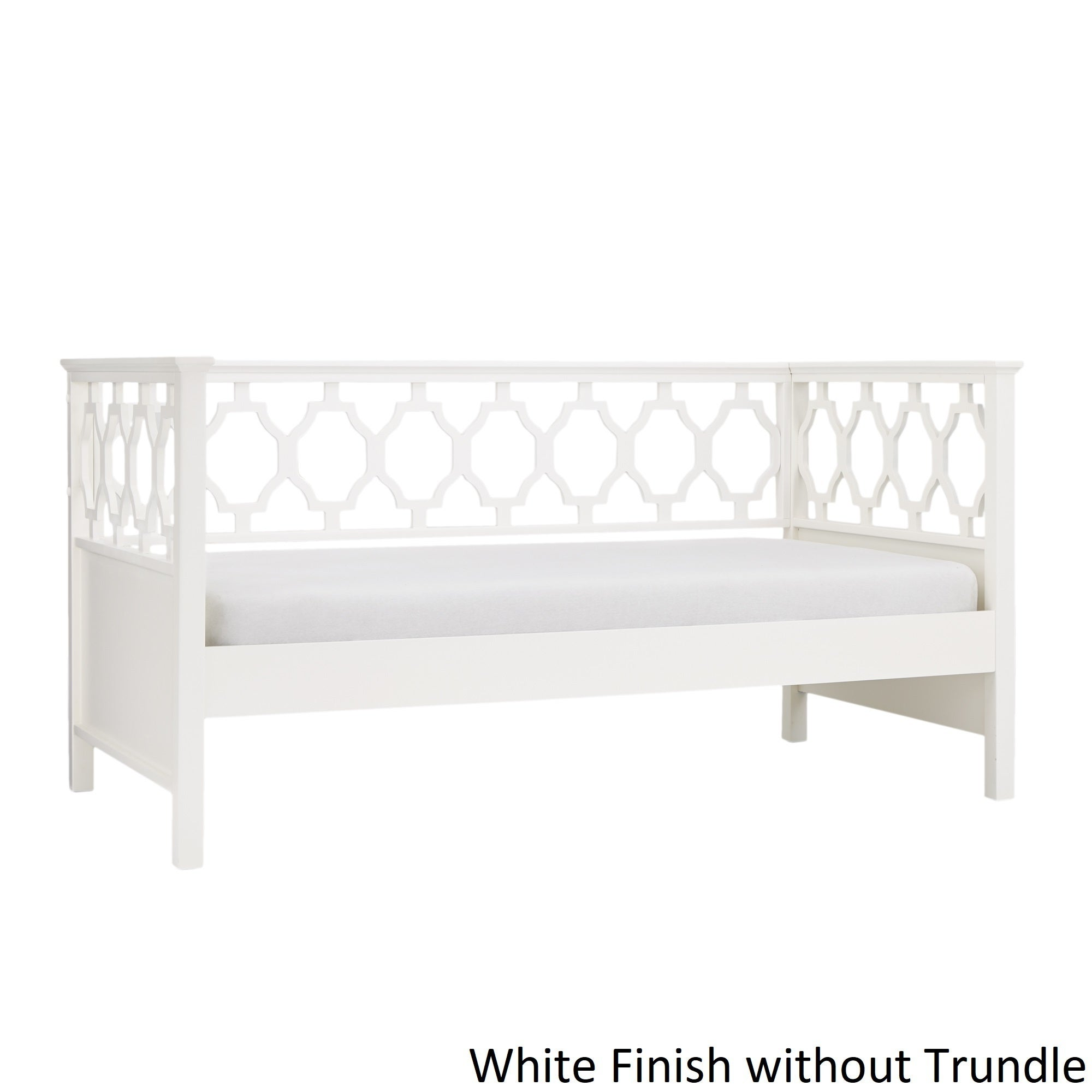 Marci Quatrefoil Wood Daybed by iNSPIRE Q Bold - Free Shipping Today -  Overstock.com - 25547719