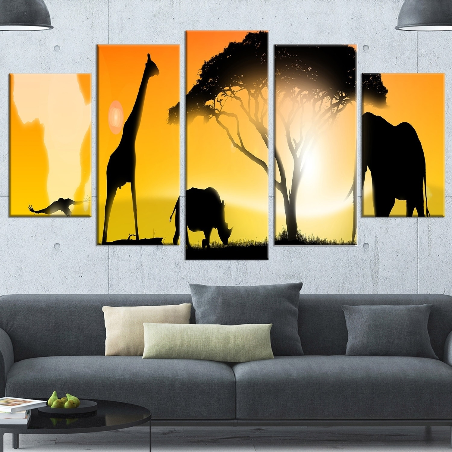Stunning Panoramic Wall Decor Gallery - The Wall Art Decorations ...