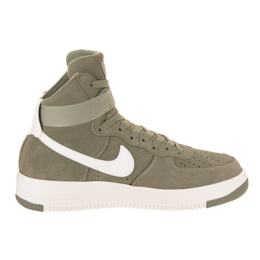 6d93eea047e85 Shop Nike Men's Air Force 1 Ultraforce Hi Basketball Shoe - Free Shipping  Today - Overstock - 19627431