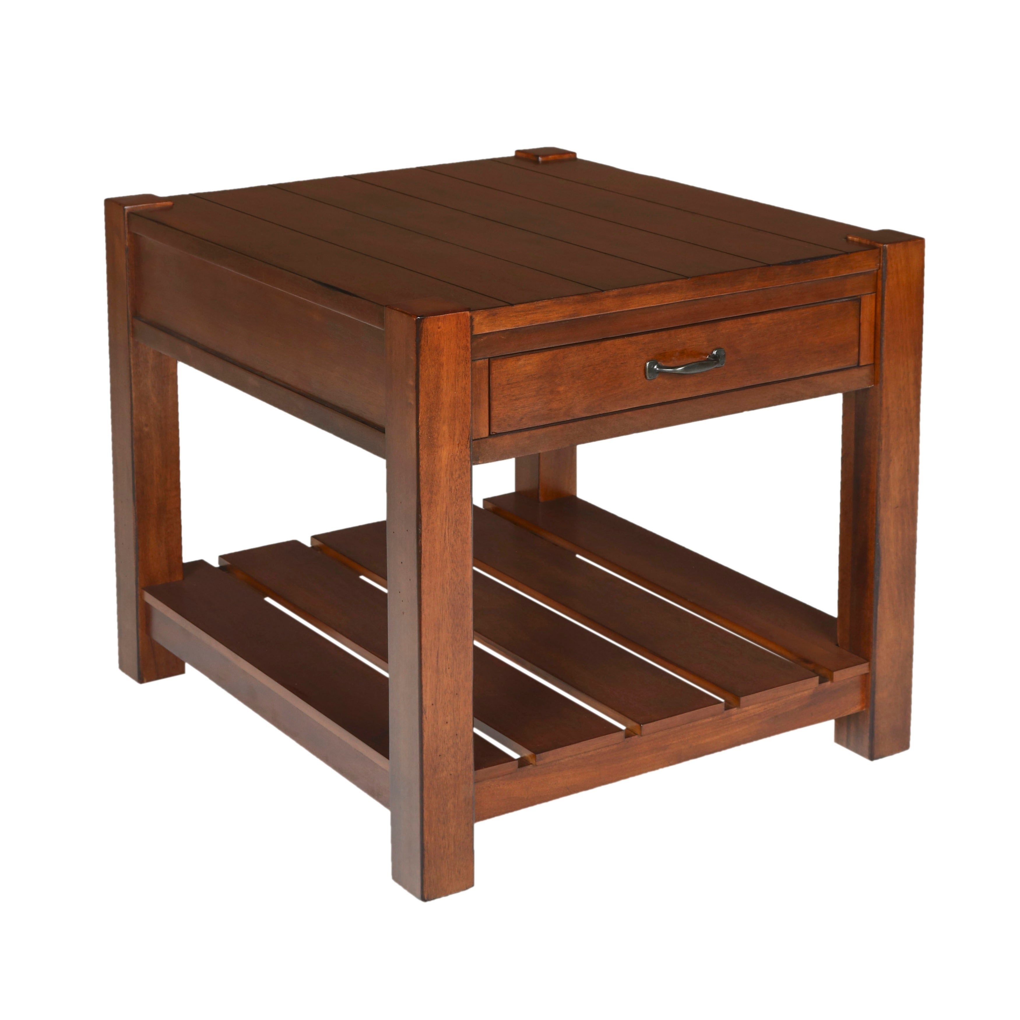 Giverny African Honey End Table