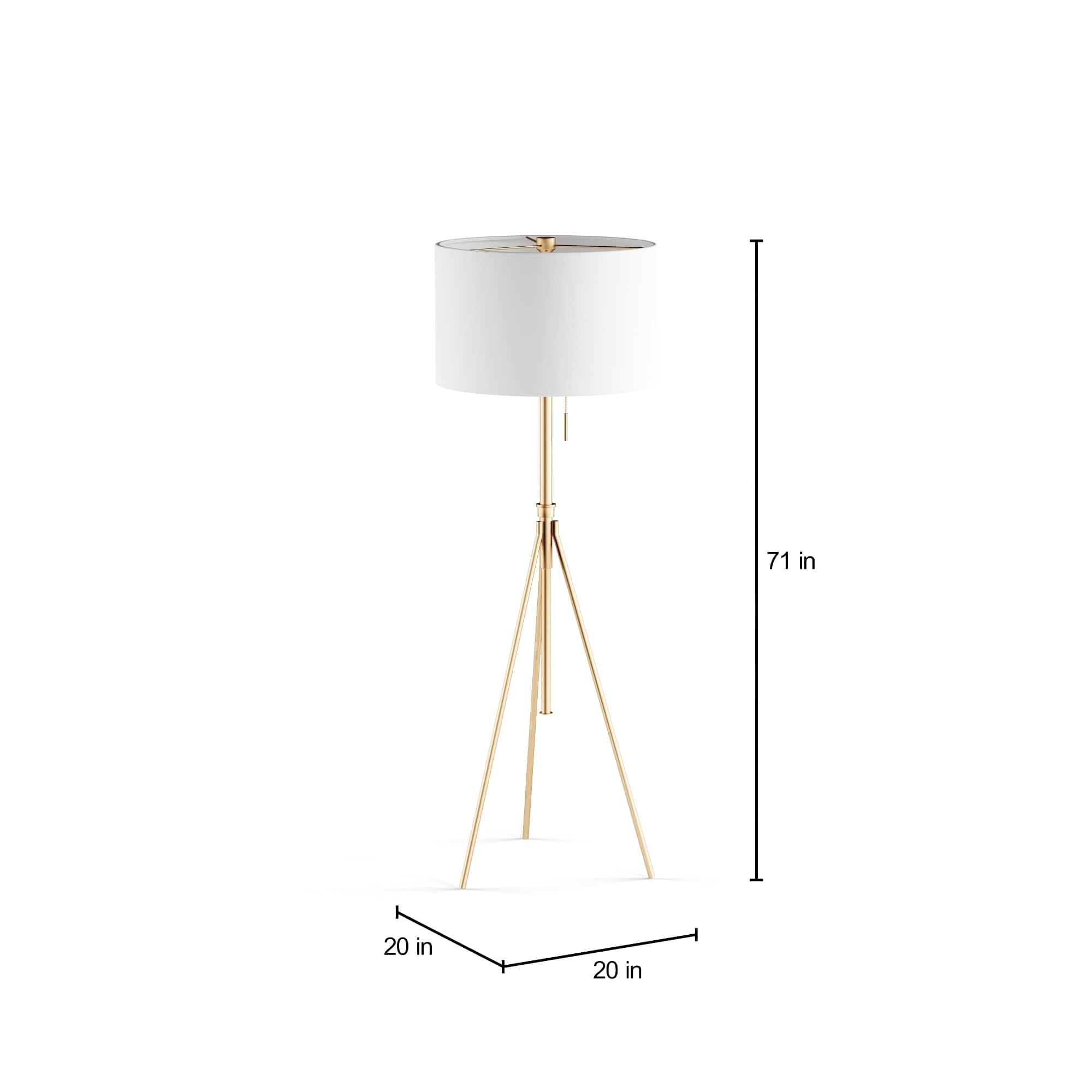 catalog metal lamp west frame aptdeco black floor elm