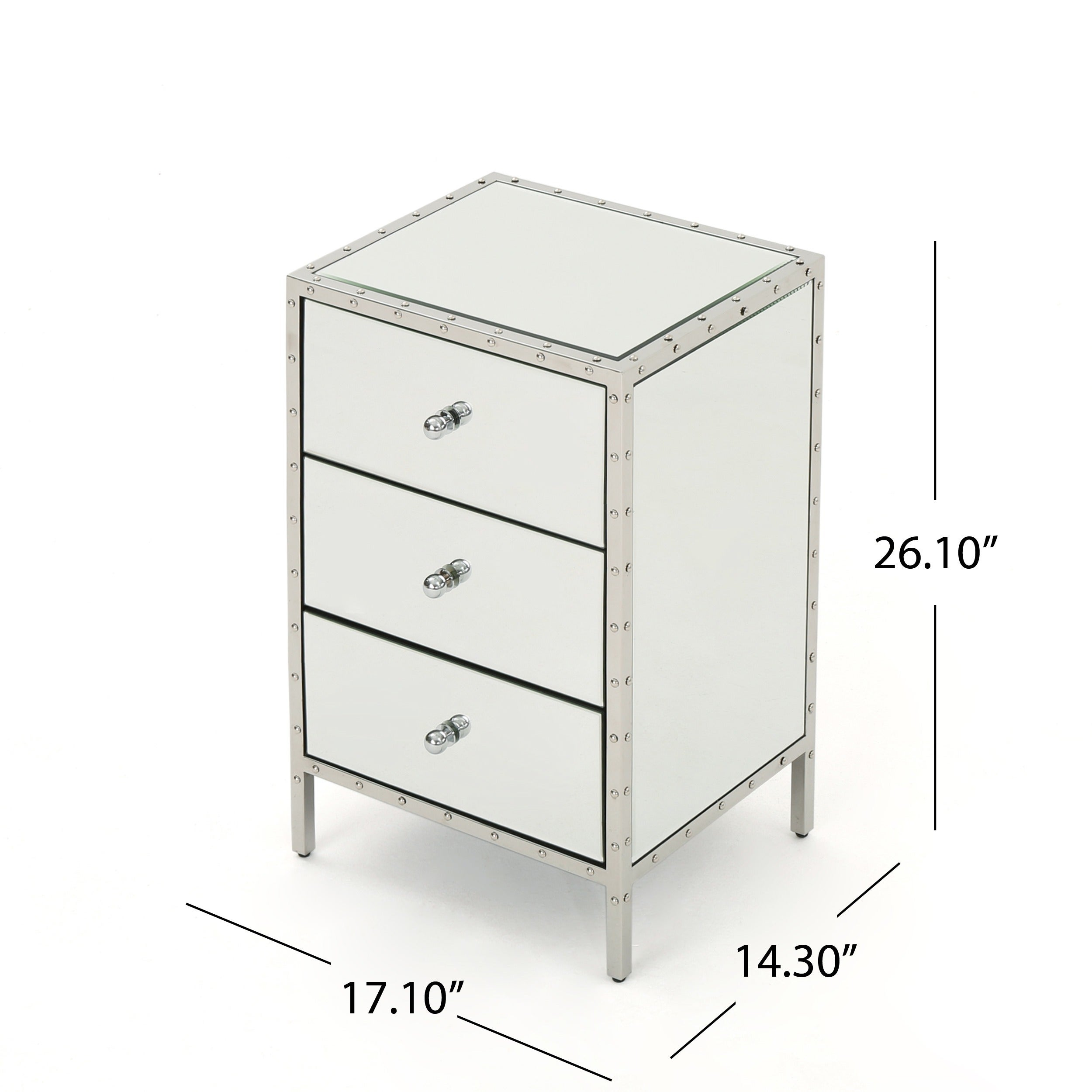 home osmond drawer mango donny night solid end accent cabinet table wood stand