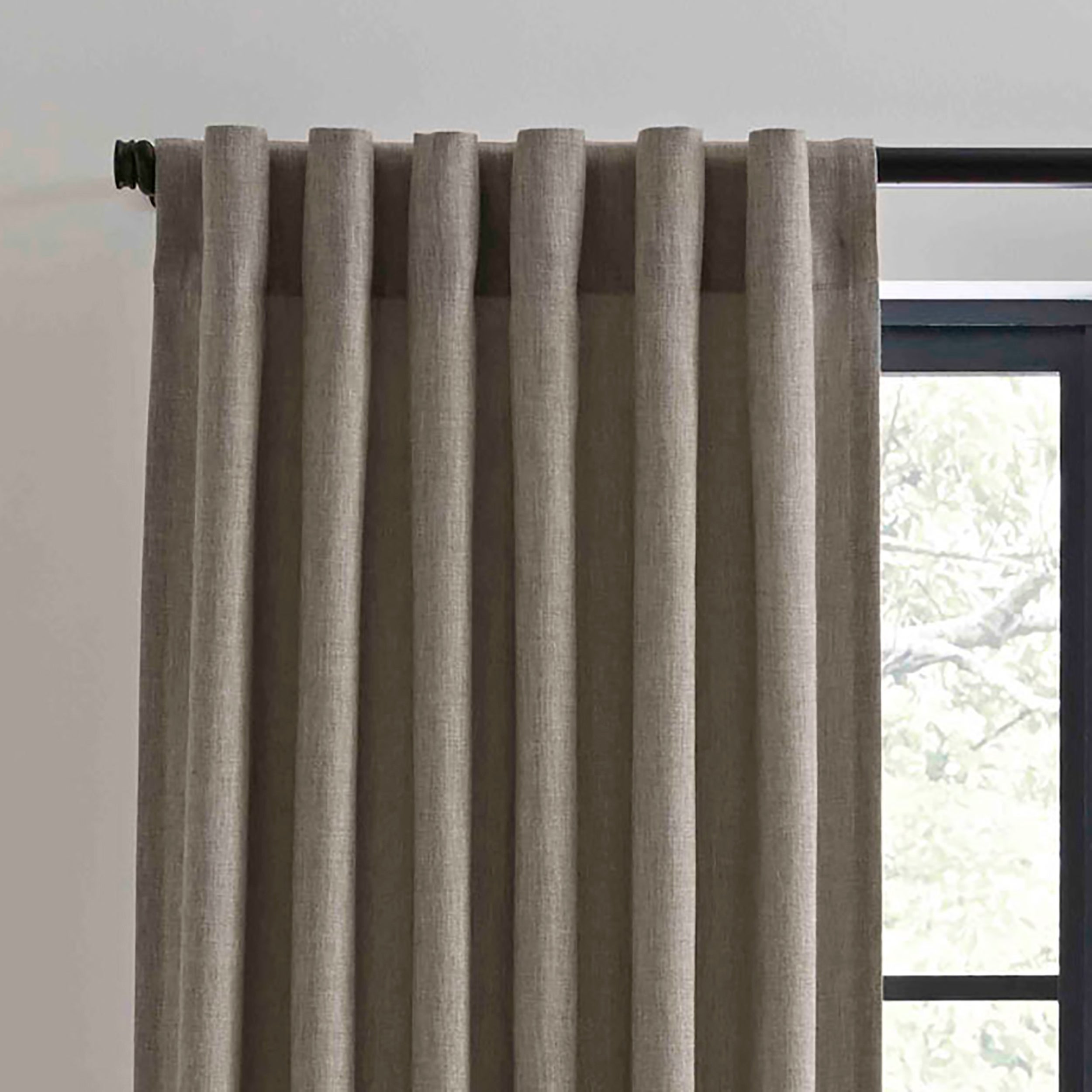 garden over home ellen tab pole orders shipping degeneres back top neutral on shadow overstock free panel drapes product