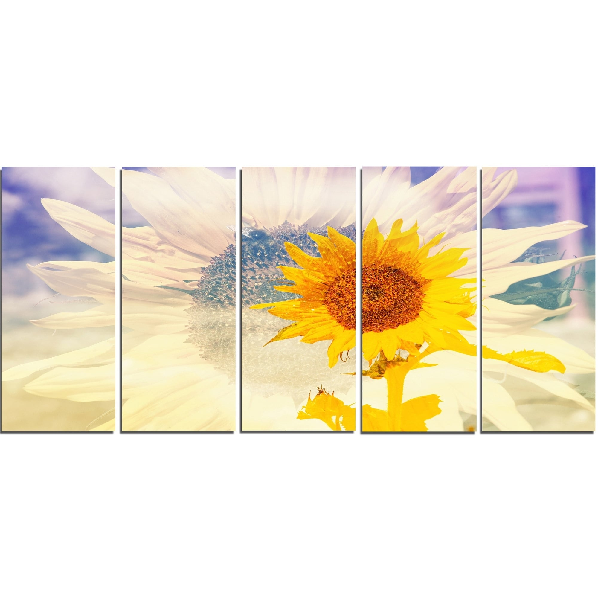 Excellent Metal Floral Wall Decor Contemporary - The Wall Art ...