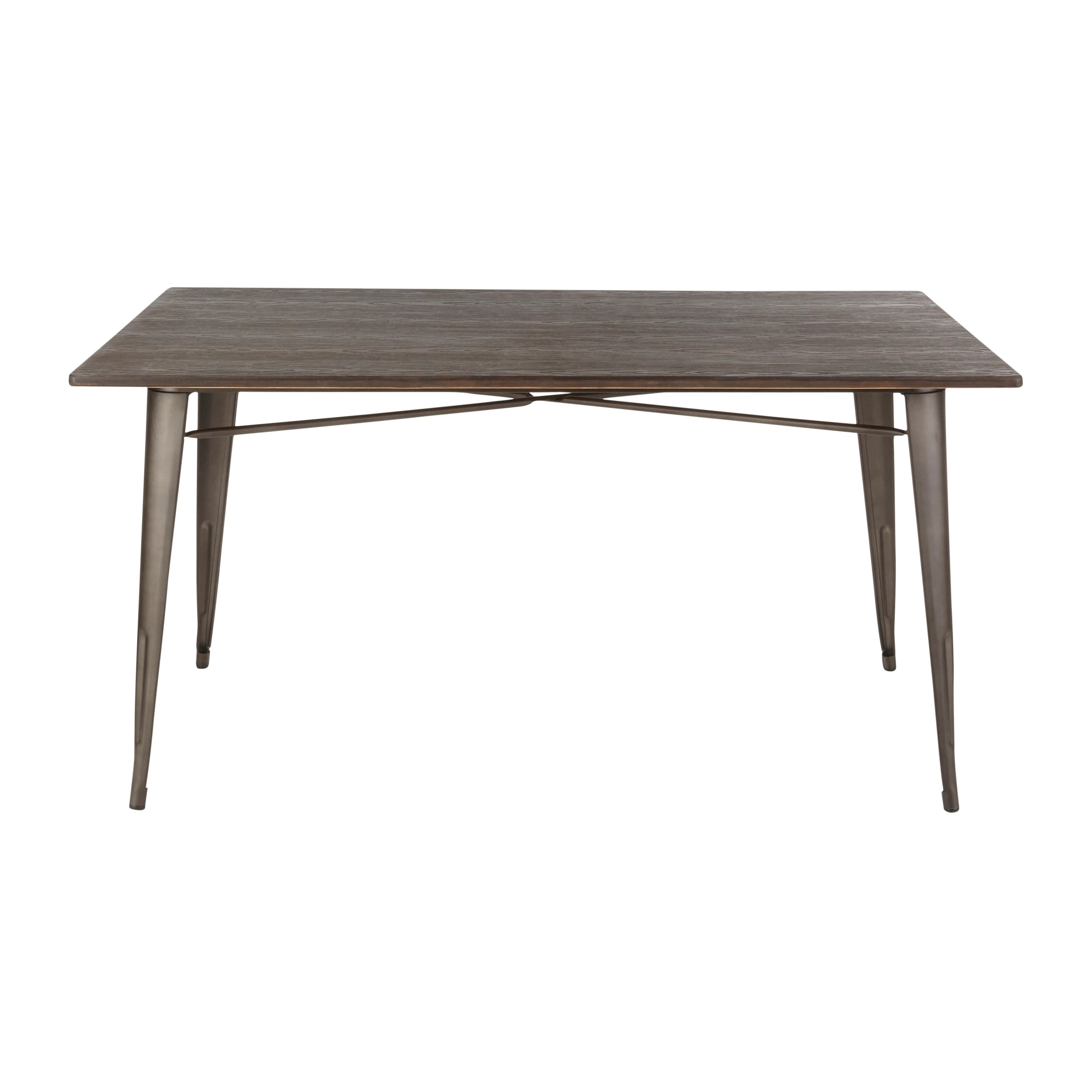 Carbon Loft Boyer Farmhouse 59 Inch Dining Table On Free Shipping Today 19754227