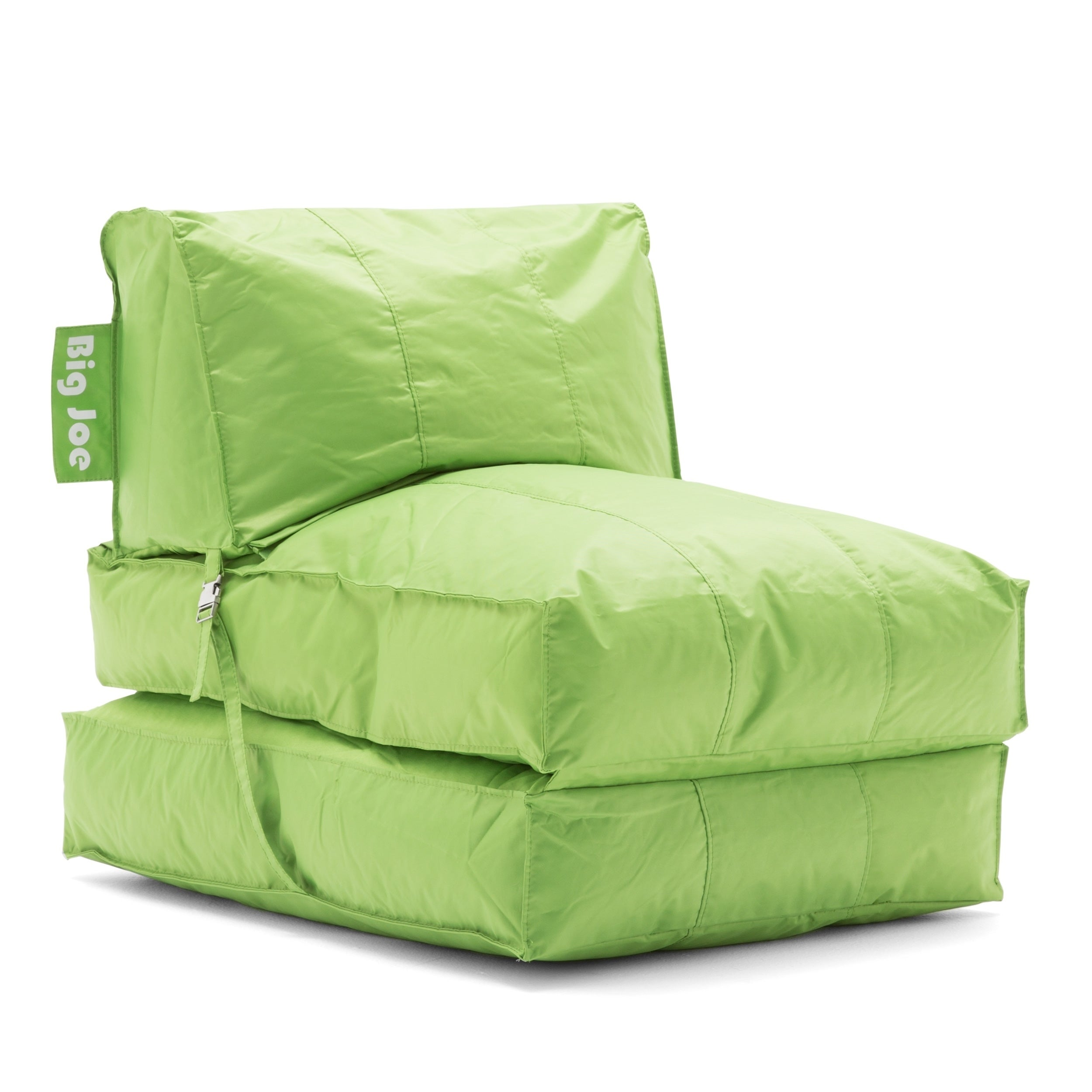 Genial Shop Big Joe Flip Lounger Bean Bag Chair   Free Shipping Today    Overstock.com   19759192