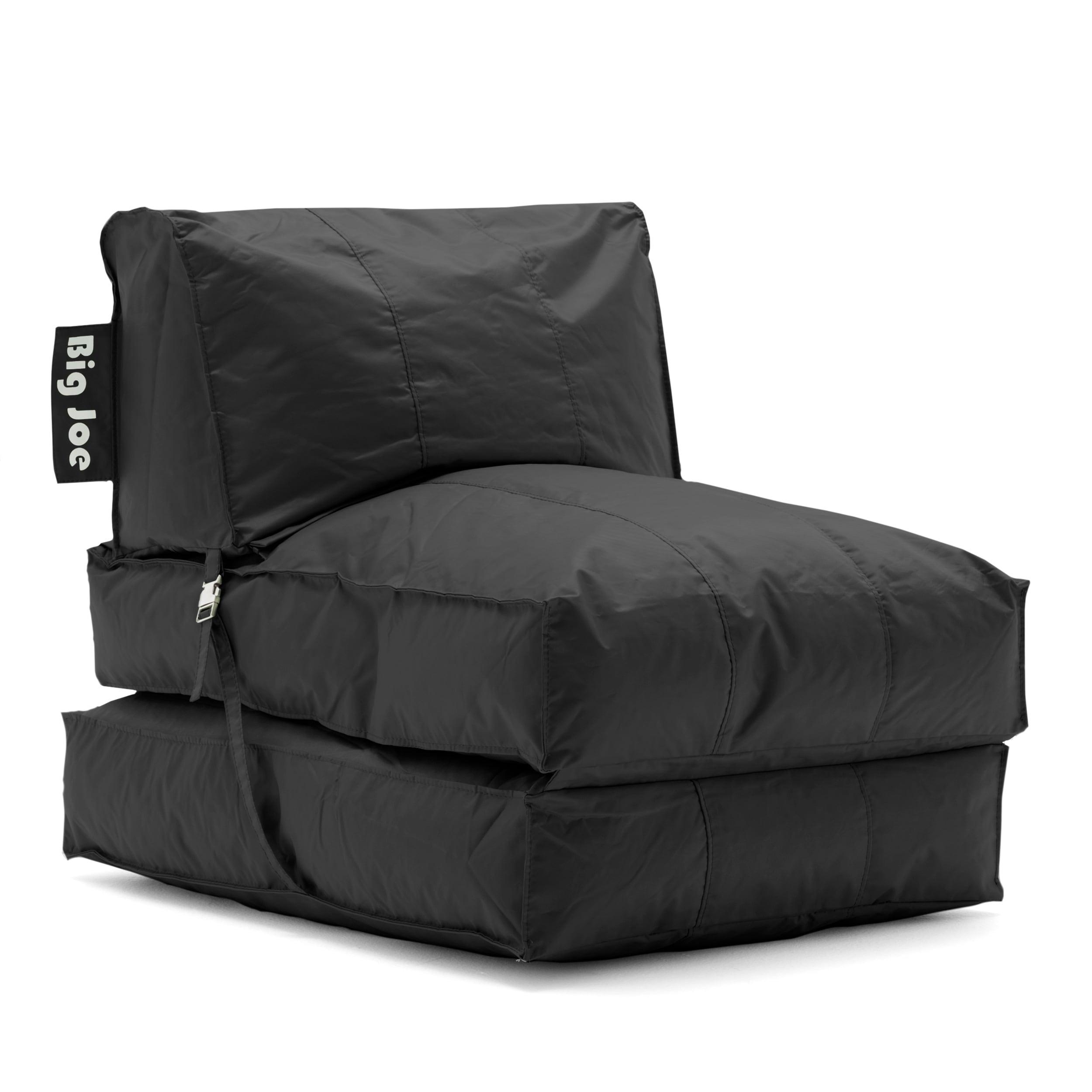 Shop Big Joe Flip Lounger Bean Bag Chair   Free Shipping Today    Overstock.com   19759192