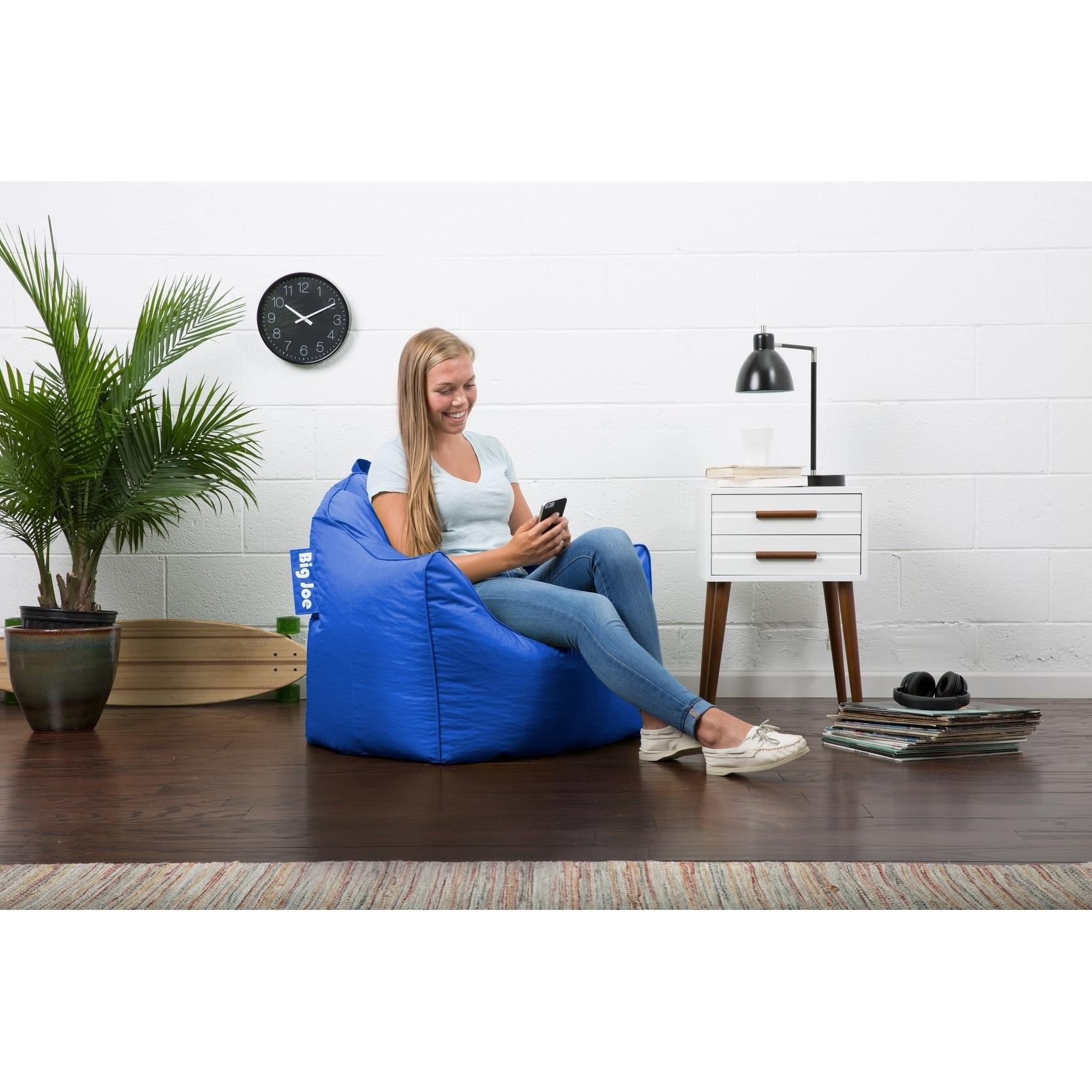 Pleasing Big Joe Hug Bean Bag Chair Cjindustries Chair Design For Home Cjindustriesco