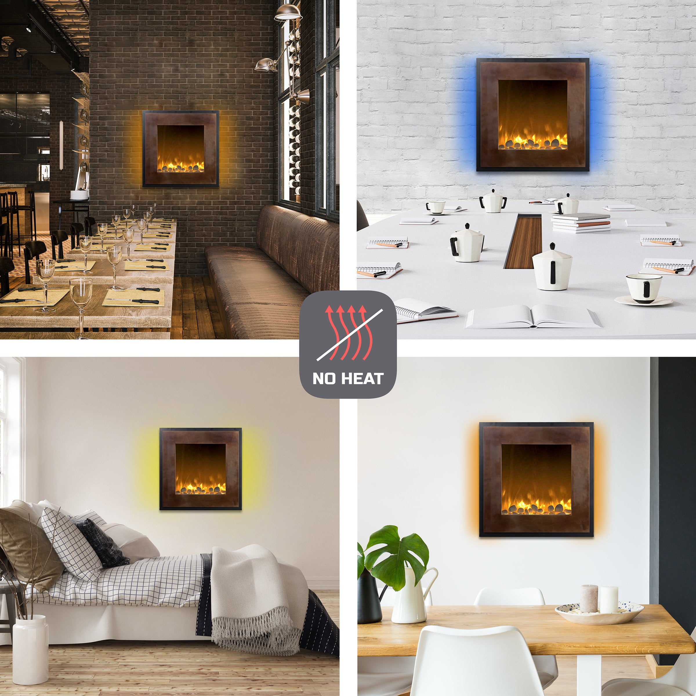 northwest electric kennedy fireplaces linear black fireplace stoves