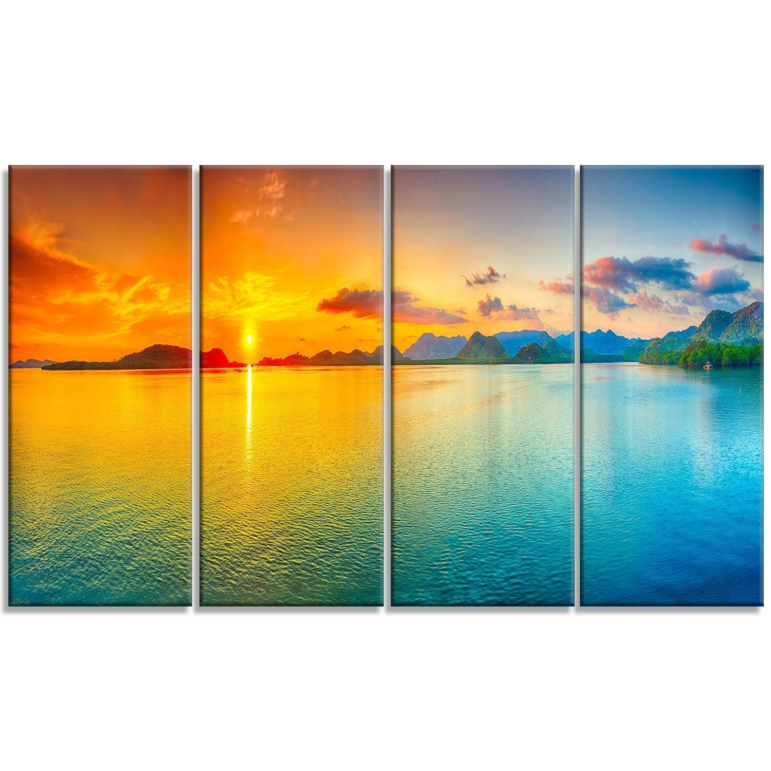 Awesome Panoramic Wall Art Gallery - The Wall Art Decorations ...