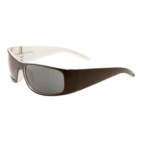 4ec38a4ce38 Shop Men s SWG Eric Thick Bold Arm Sport Sunglasses SWGFTBP0035  Black Silver - On Sale - Free Shipping On Orders Over  45 - Overstock -  17658596
