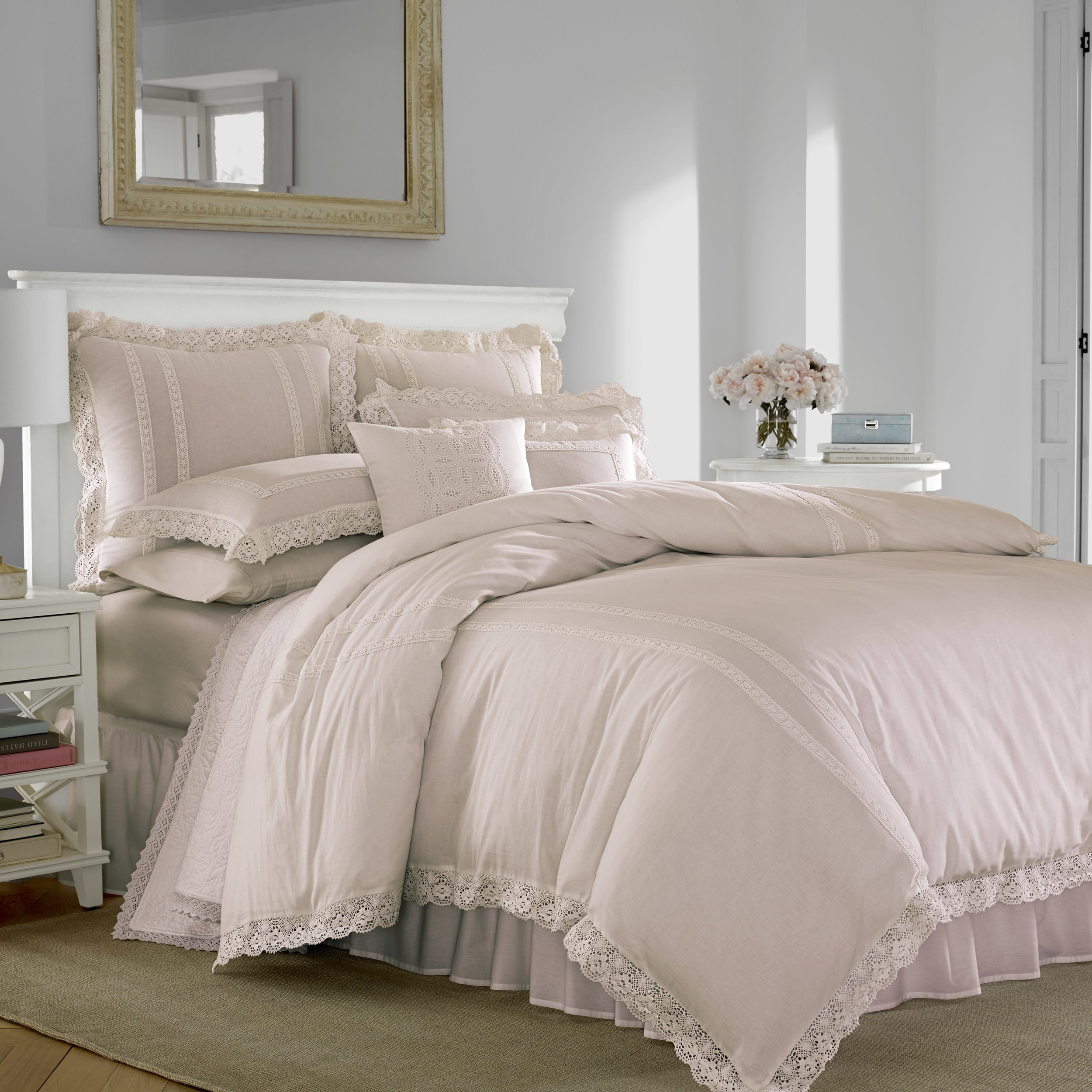 cover duvet exotic pink double grey lansfield set catherine flamingo product bedding reversible