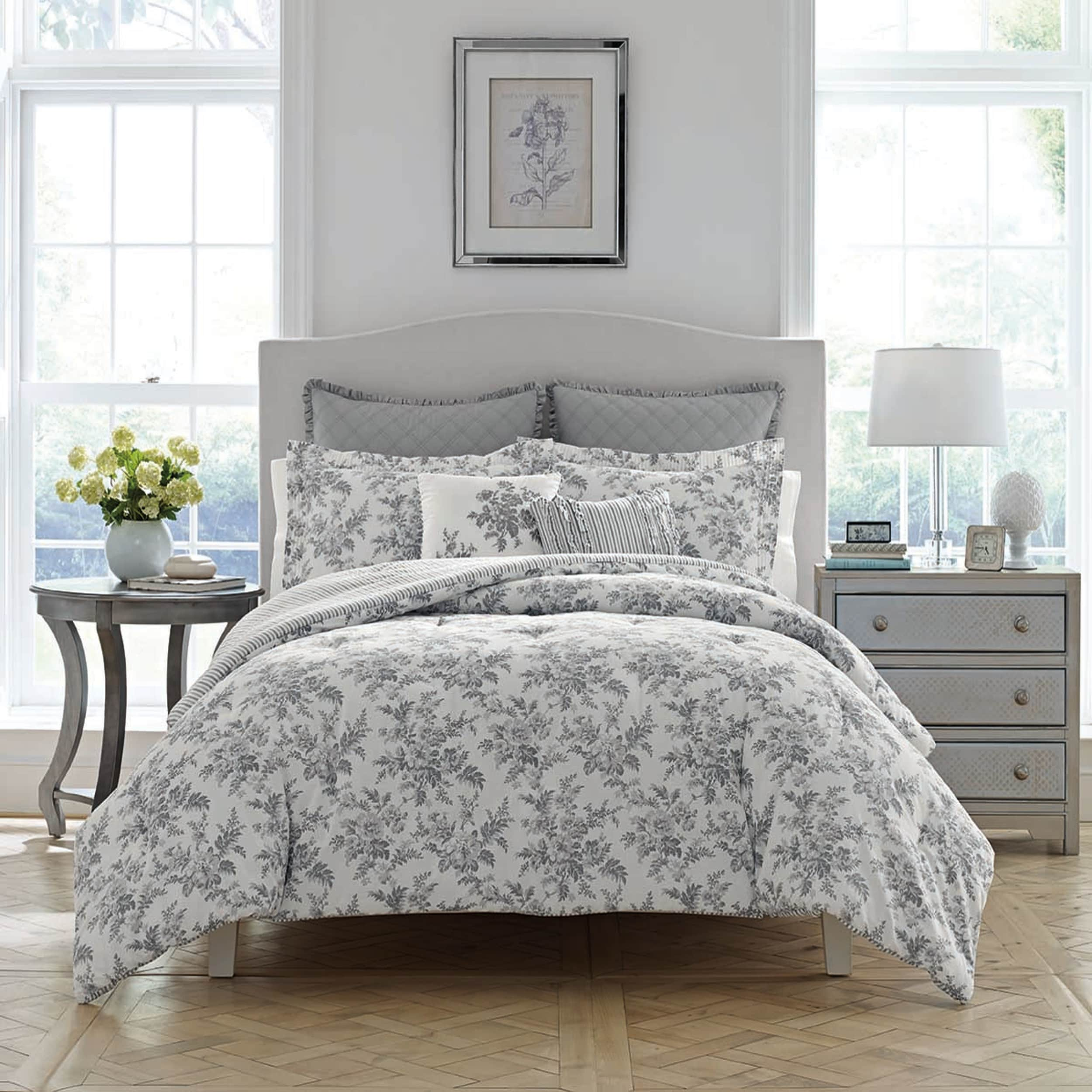 Swell Laura Ashley Annalise 7 Piece Bed In A Bag Set Download Free Architecture Designs Scobabritishbridgeorg