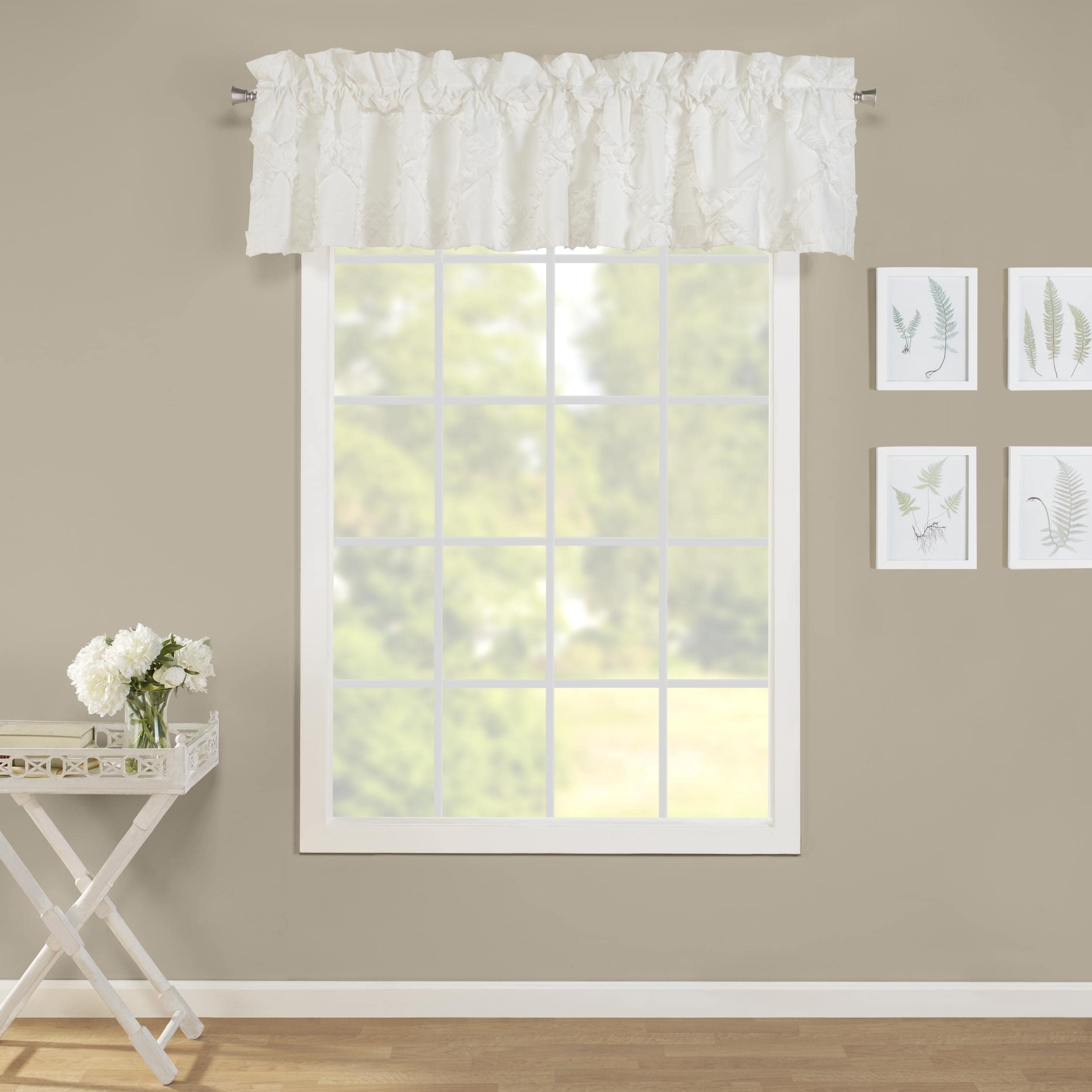 Laura Ashley Adelina Window Valance Free Shipping On Orders Over 45 19803876