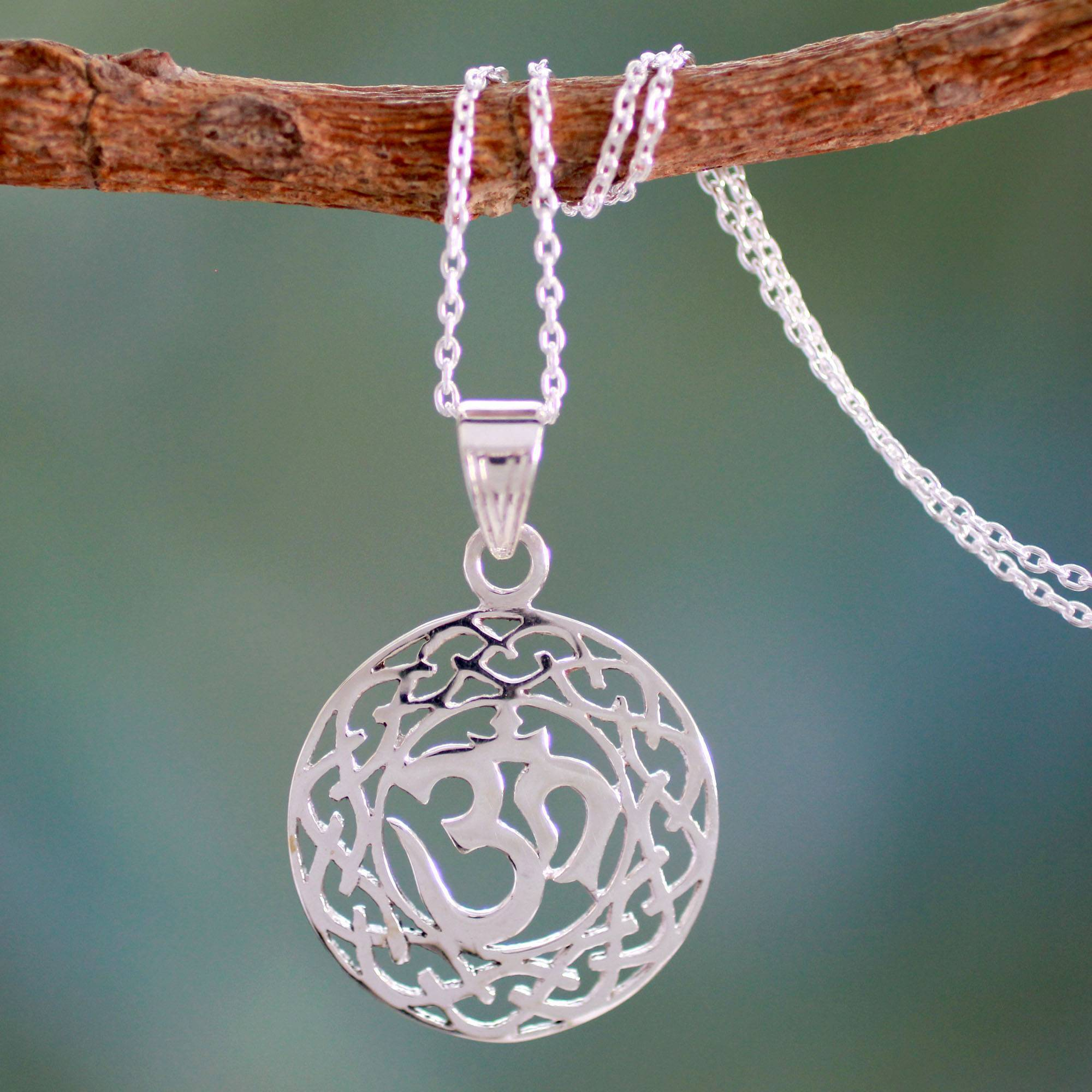 details this features life a the unique silver of to pendant deep have plain products sterling pn considered connection spiritual meaning flower exotic necklaces motif is necklace