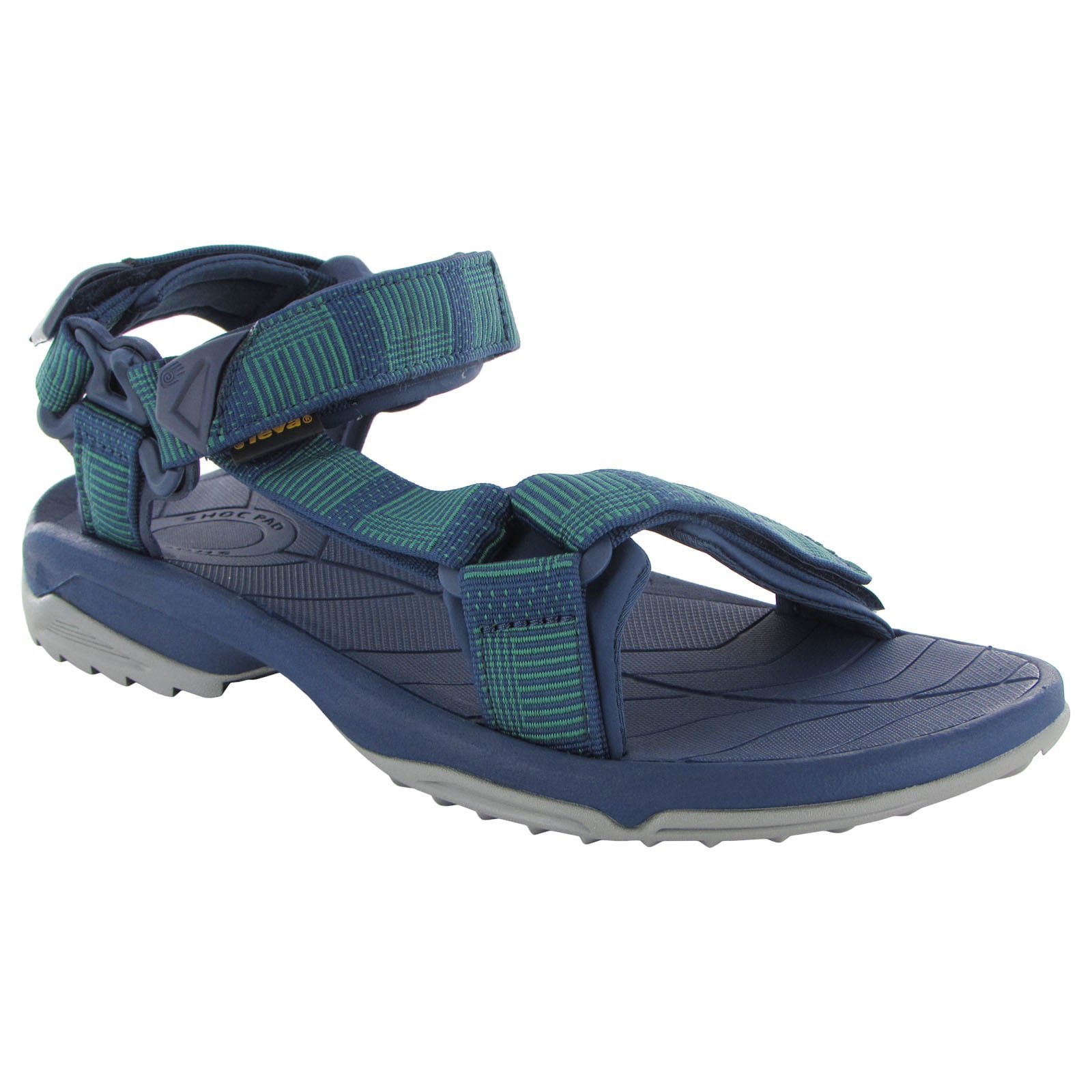 71214081bcec Shop Teva Mens Terra Fi Lite Sport Sandals - On Sale - Free Shipping ...