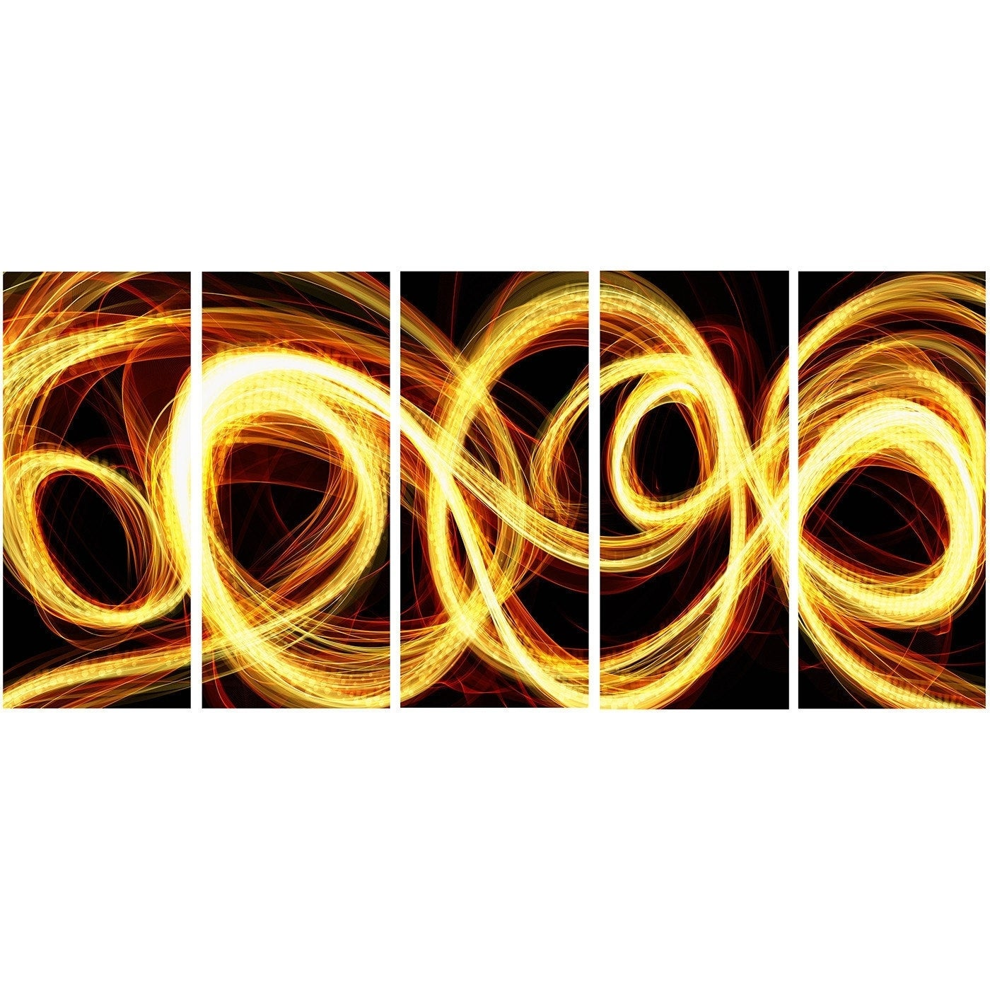 Comfortable Metal Wall Art Abstract Ideas - The Wall Art Decorations ...
