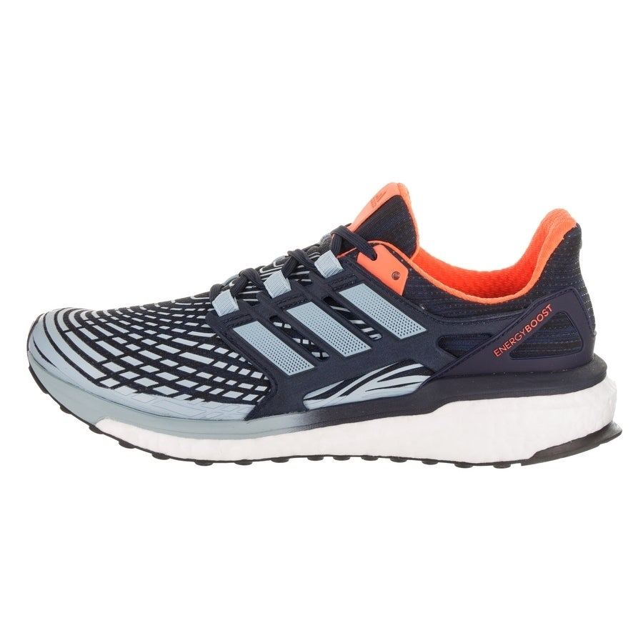 more photos f9093 1dc05 Shop Adidas Men s Energy Boost M Running Shoe - Free Shipping Today -  Overstock - 19839230