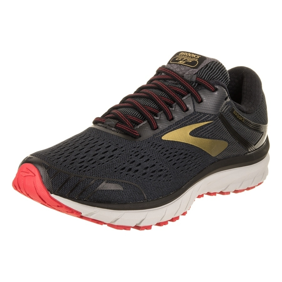 40d870899d4ec Shop Brooks Men s Adrenaline GTS 18 Running Shoe - Free Shipping Today -  Overstock - 19839234