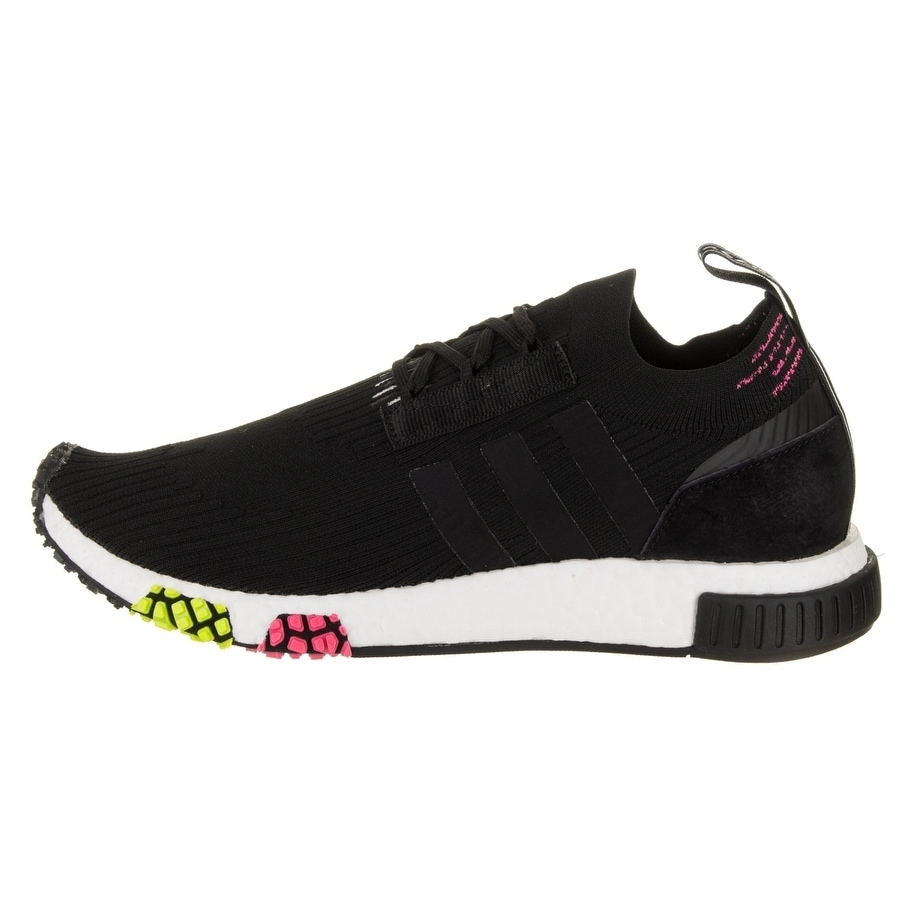 5d7a59c60ad10 Shop Adidas Men s NMD-Racer Primeknit Running Shoe - Free Shipping Today -  Overstock - 19839245