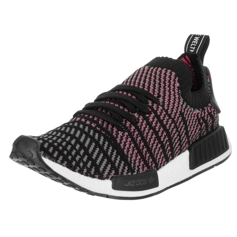 brand new e9fe2 3eeb9 Adidas Men's NMD-R1 STLT Primeknit Originals Running Shoe