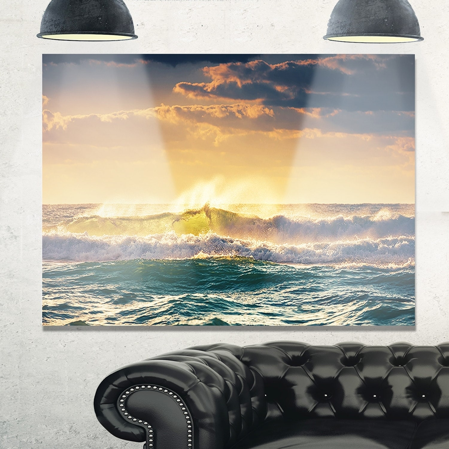 Cute Metal Ocean Wall Decor Photos - The Wall Art Decorations ...