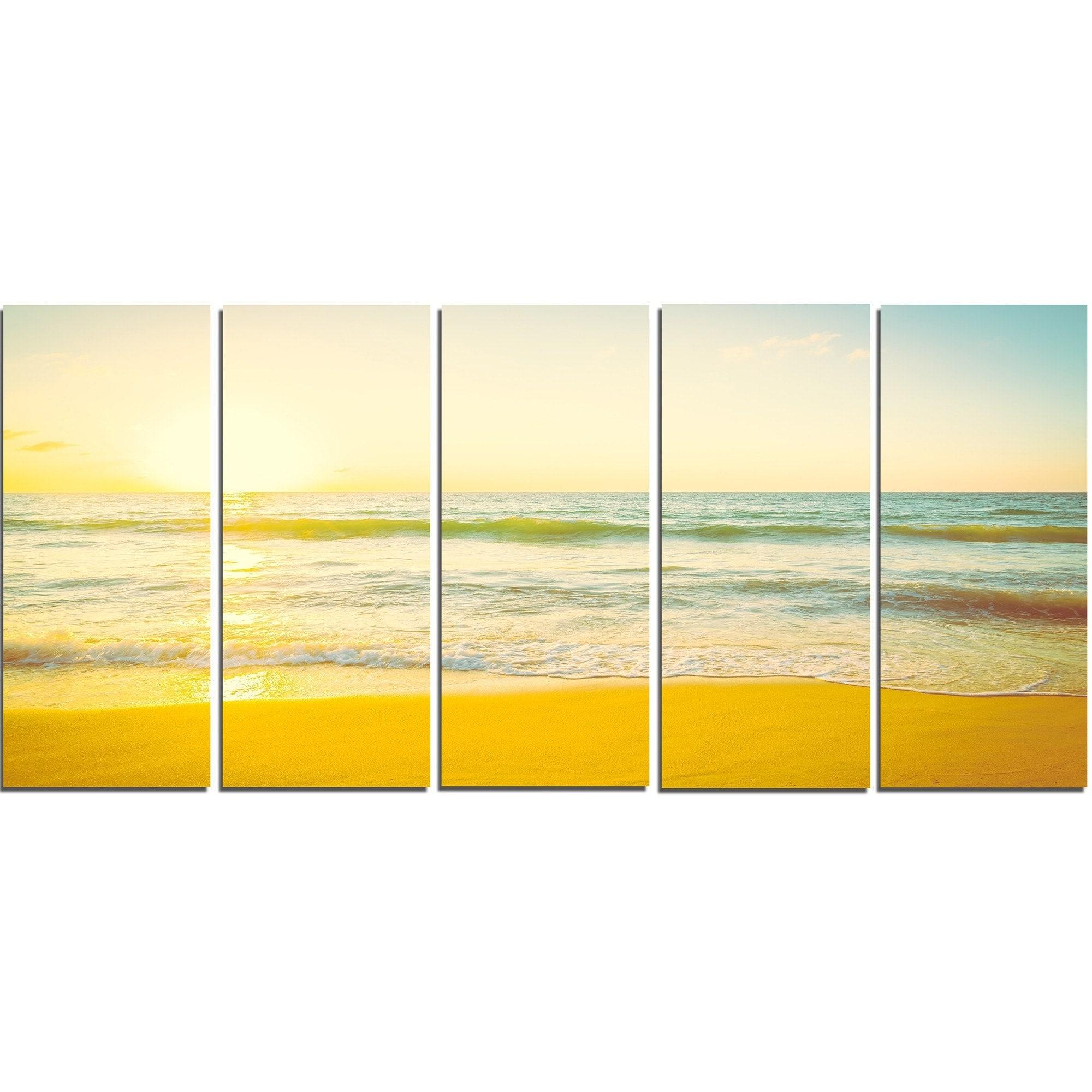 Cool Seascape Wall Art Ideas - The Wall Art Decorations ...