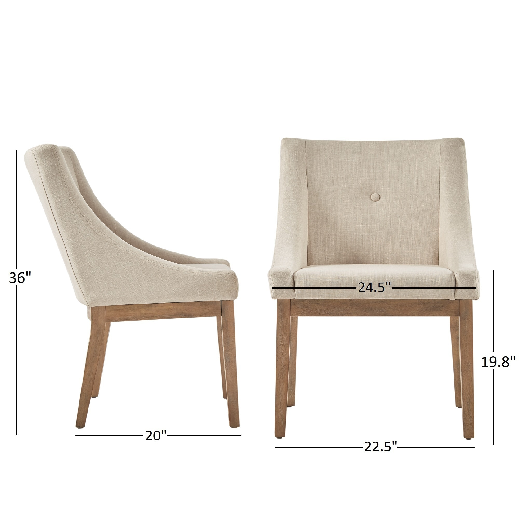 Janelle Round Rustic Zinc Dining Set - Sloped Arm Chairs by iNSPIRE Q  Artisan - Free Shipping Today - Overstock.com - 25774755