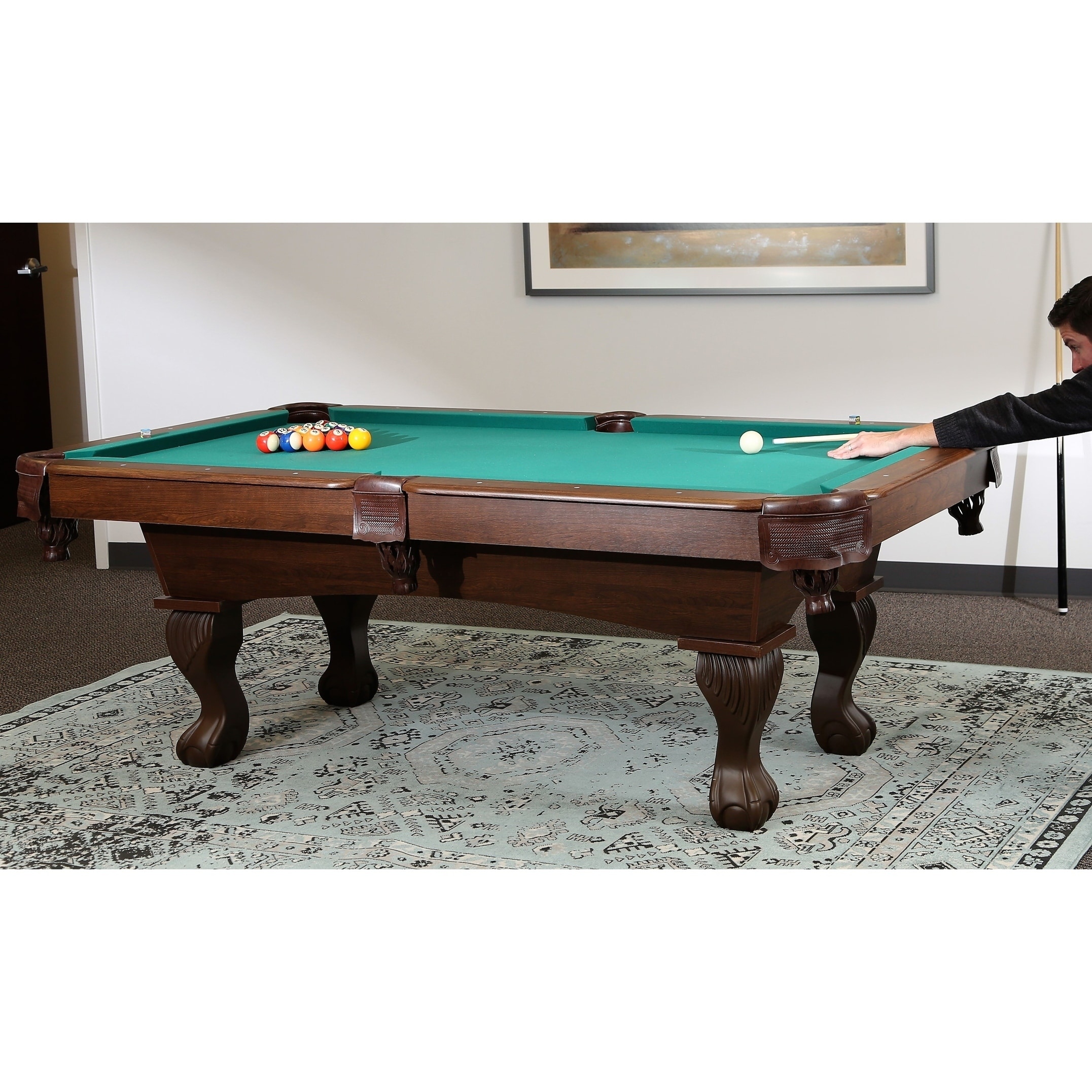 Shop AirZone Play Classic Billiard Table Free Shipping Today - Classic billiard table