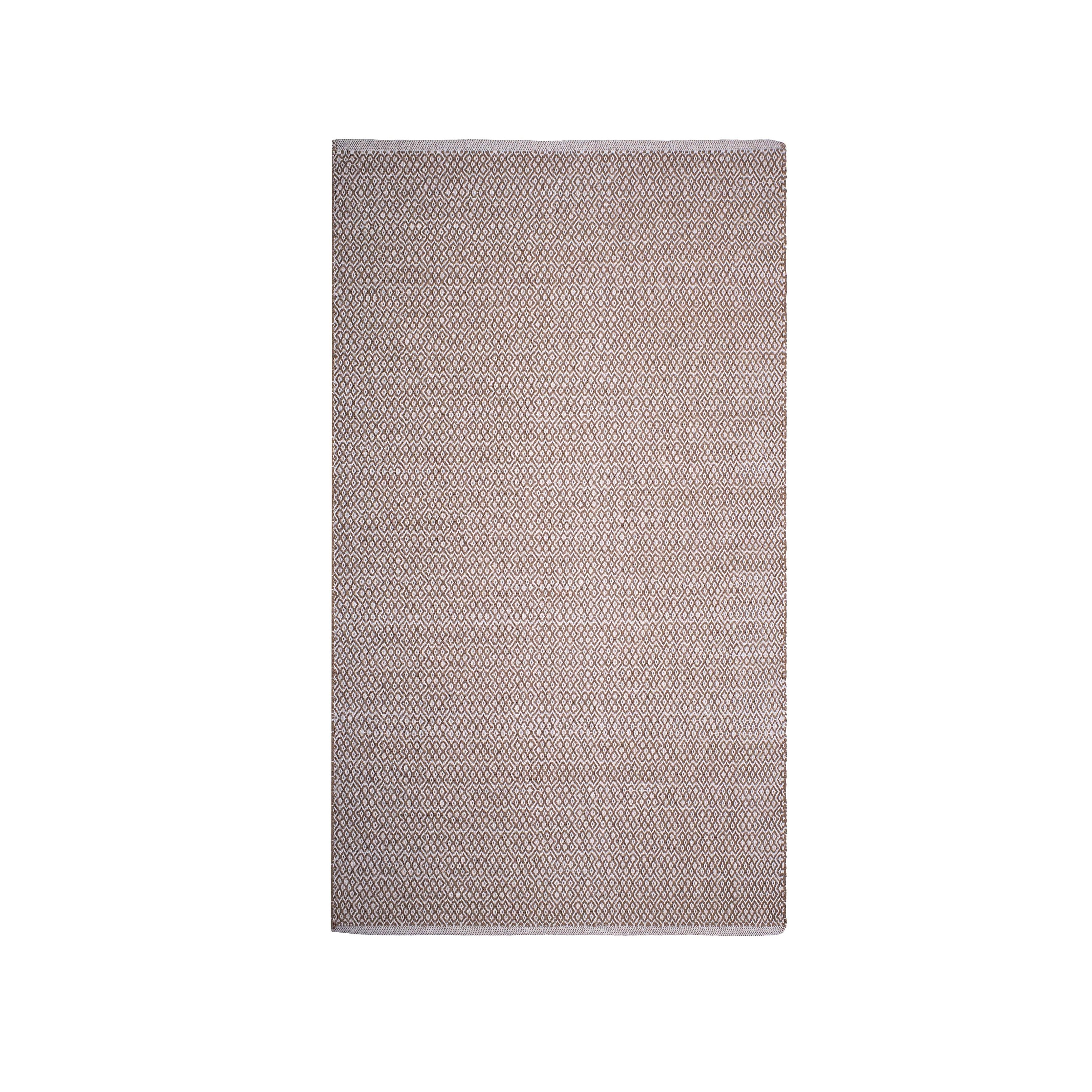 Shop Fab Habitat 100 Recycled Cotton Flat Weave Handwoven Floor Mat