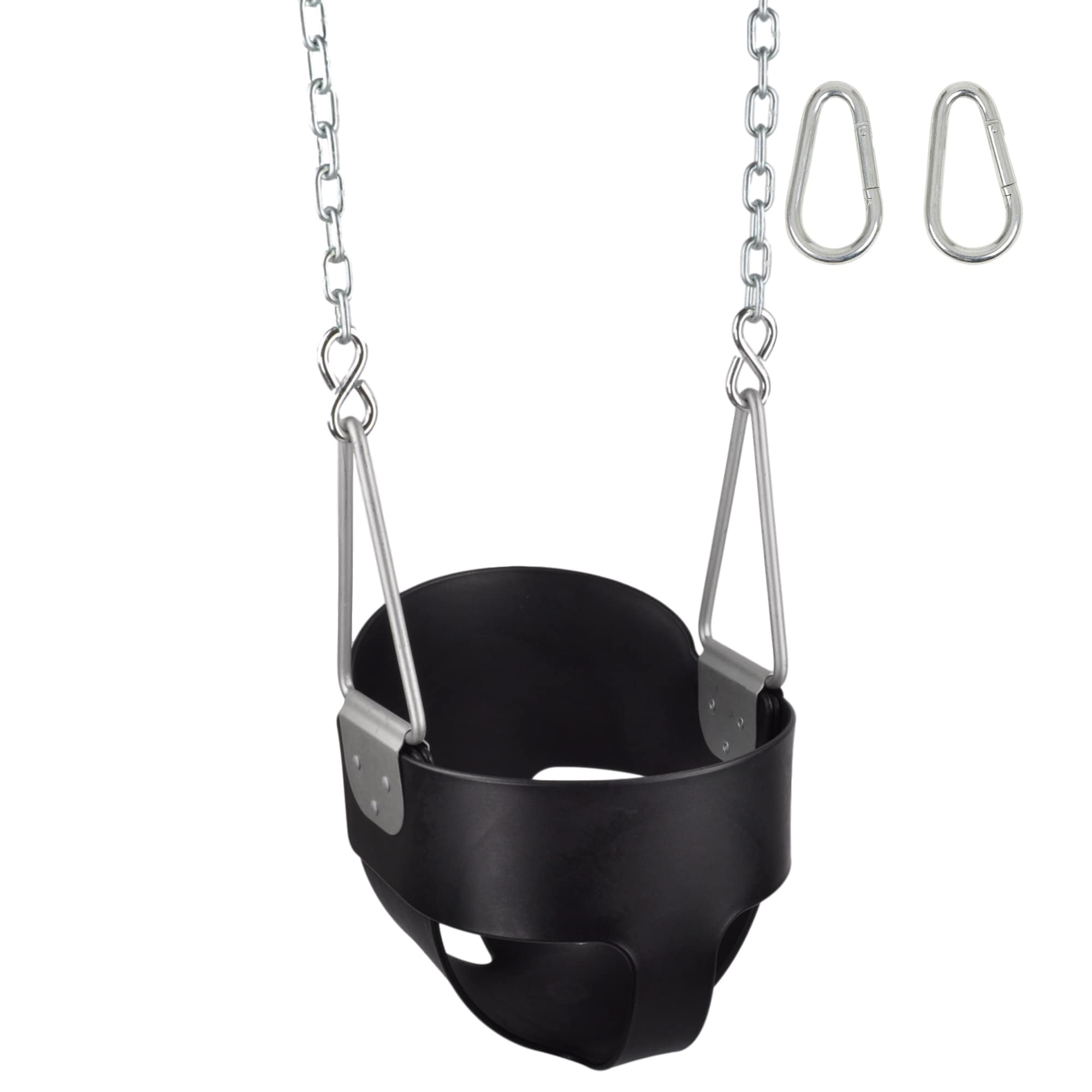 Swing Set Stuff Inc Highback Full Bucket With Chains And Hooks