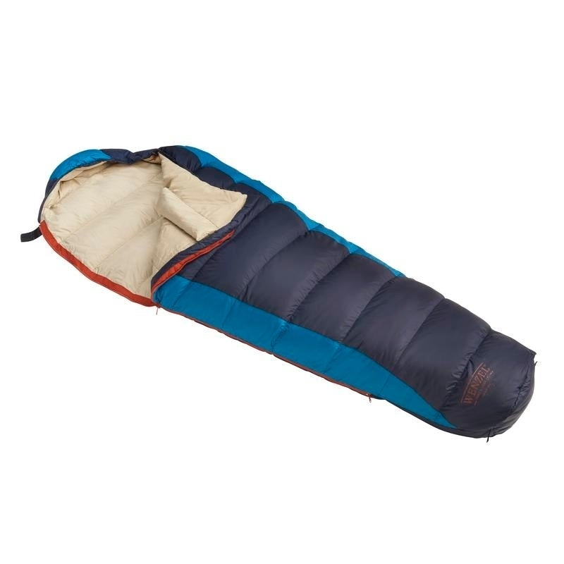 Wenzel Jailbird 30 40 Degree Down Sleeping Bag On Free Shipping Today 19859865