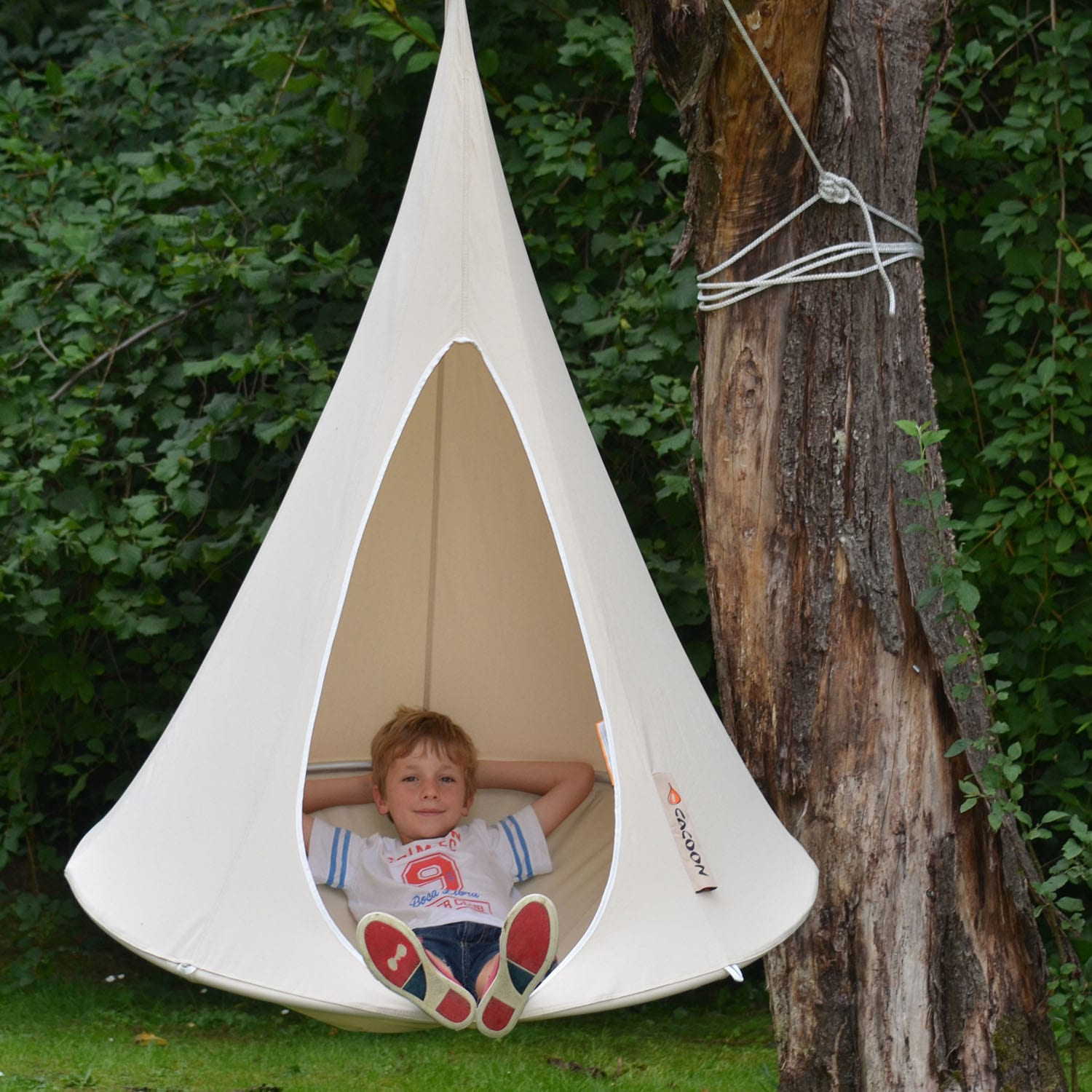 Vivere Home Garden Kids Bonsai Hanging Chair - Free Shipping Today -  Overstock.com - 25803043