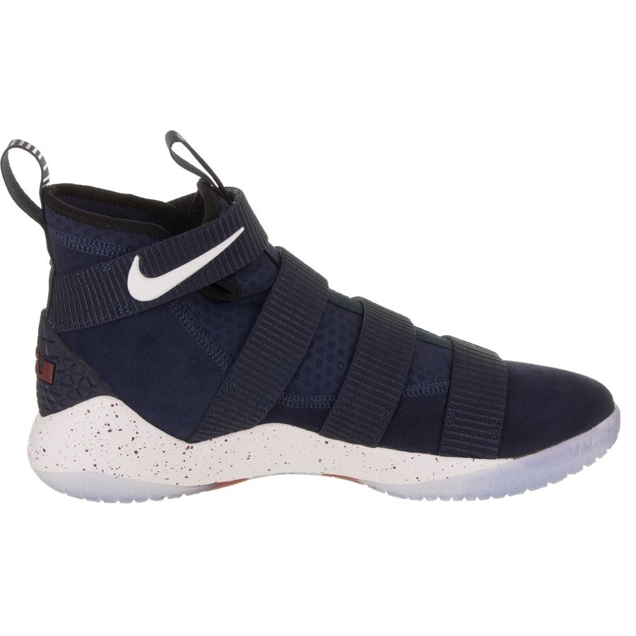 Nike Men\'s Lebron Soldier XI Basketball Shoe - Free Shipping Today ...