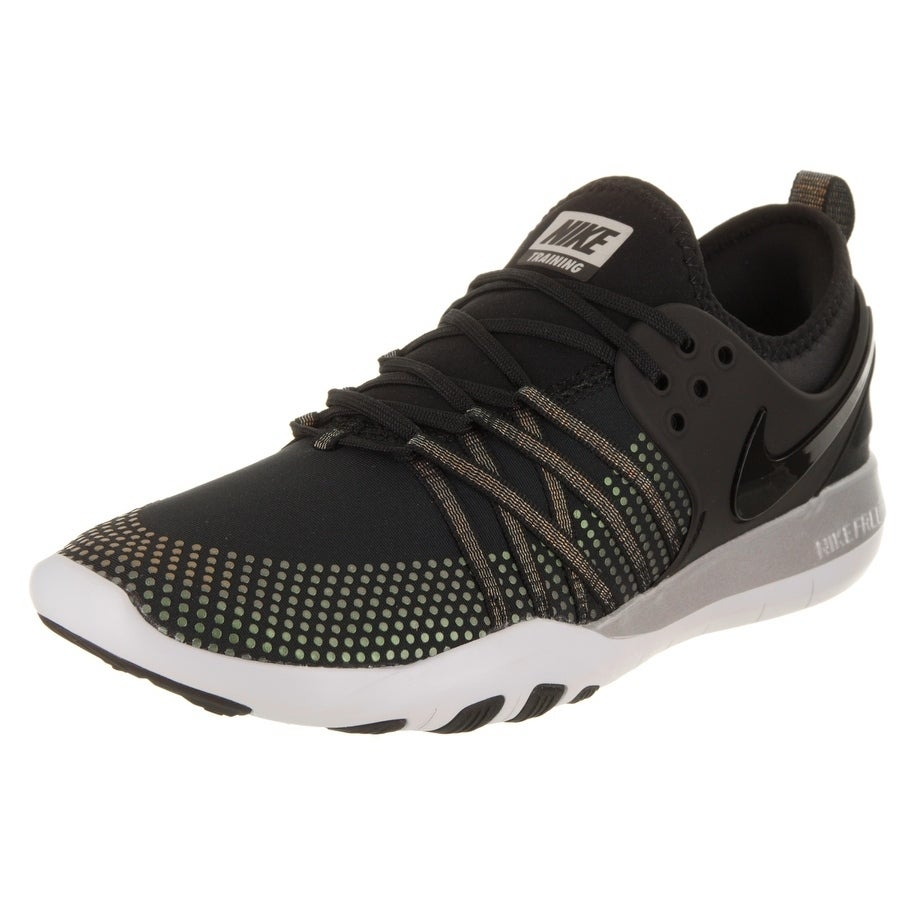 ffbb30fee3adb Shop Nike Women s Free Tr 7 Mtlc Training Shoe - Free Shipping Today ...