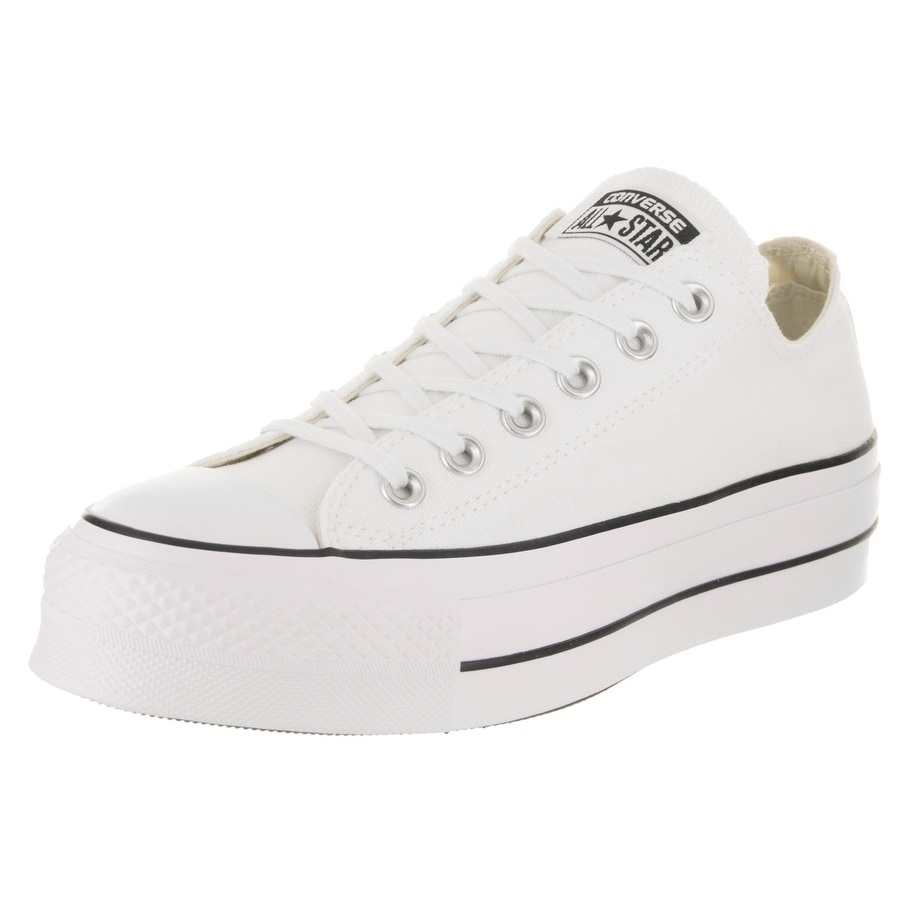 8499c252651 Shop Converse Women s Chuck Taylor All Star Lift Ox Casual Shoe ...