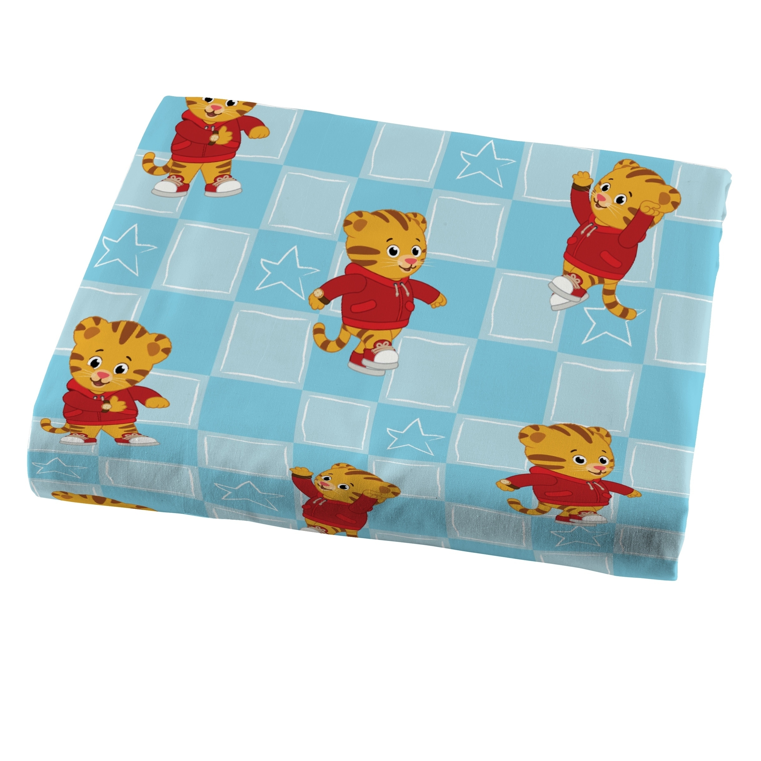 Shop Daniel Tiger Toddler 4 Piece Bed In A Bag Set Ships To Canada