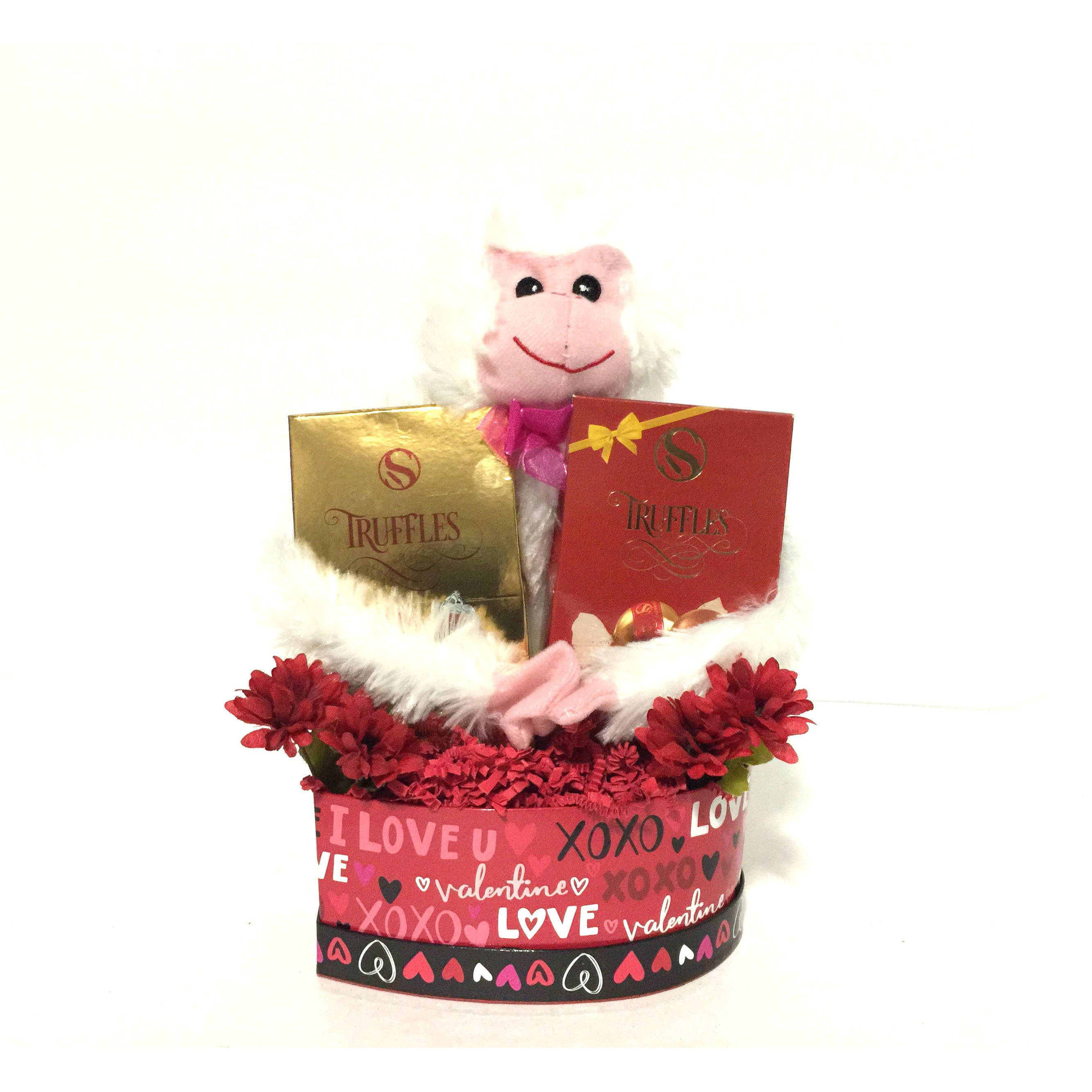 Shop Wild About you Truffle Gift Basket - Free Shipping On Orders Over $45 - Overstock - 19887757