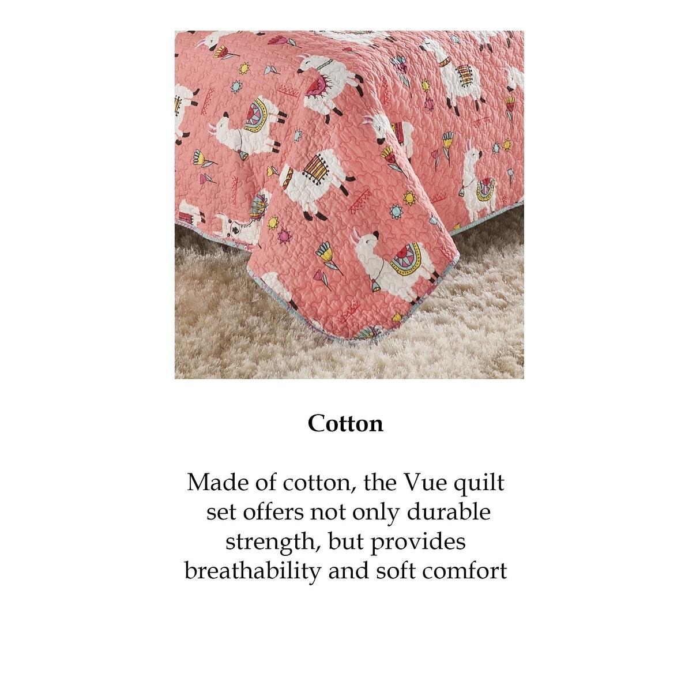 Vue Otto Multi Piece Reversible Quilt Set