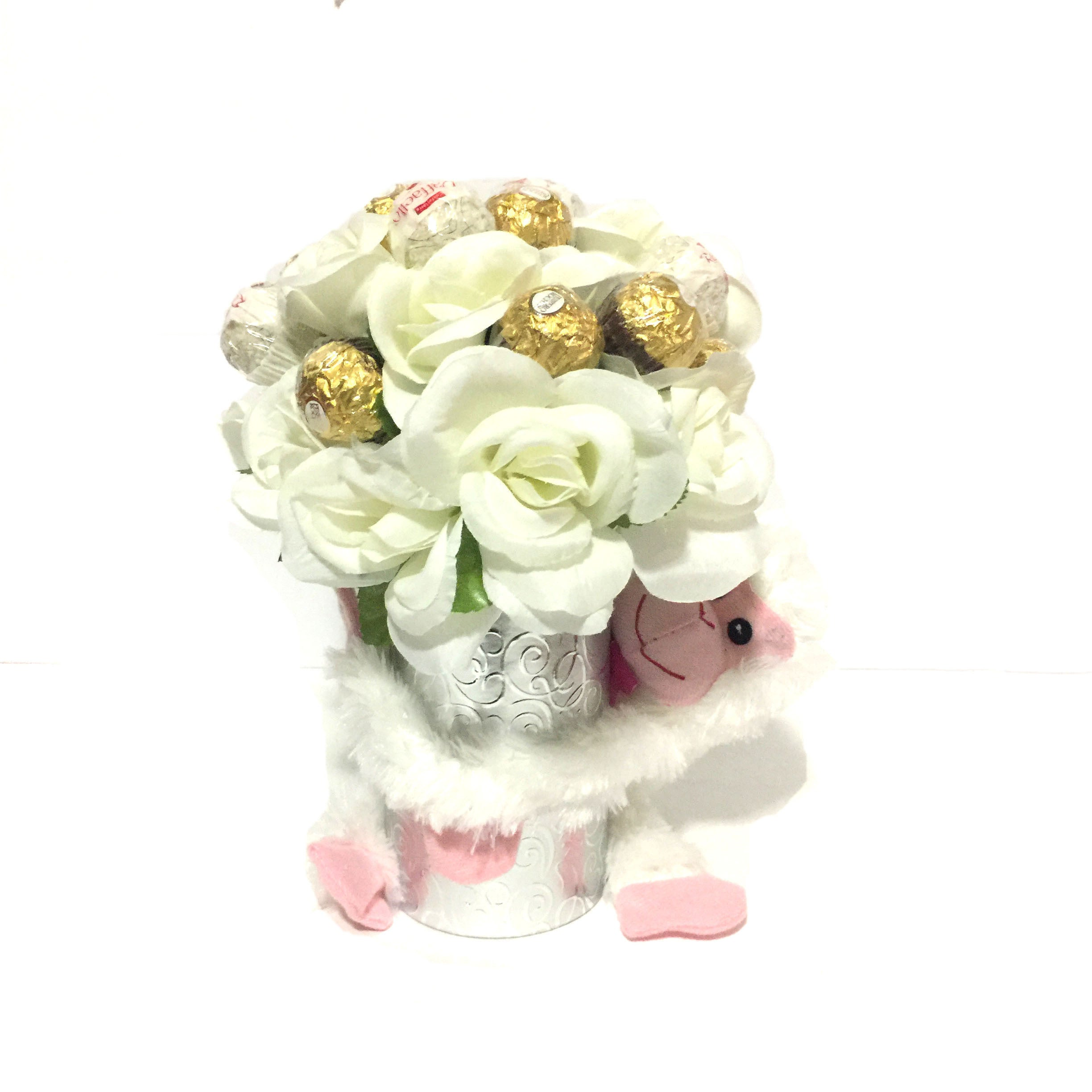 Shop my true love ferrero rocher bouquet free shipping on orders shop my true love ferrero rocher bouquet free shipping on orders over 45 overstock 19895601 izmirmasajfo