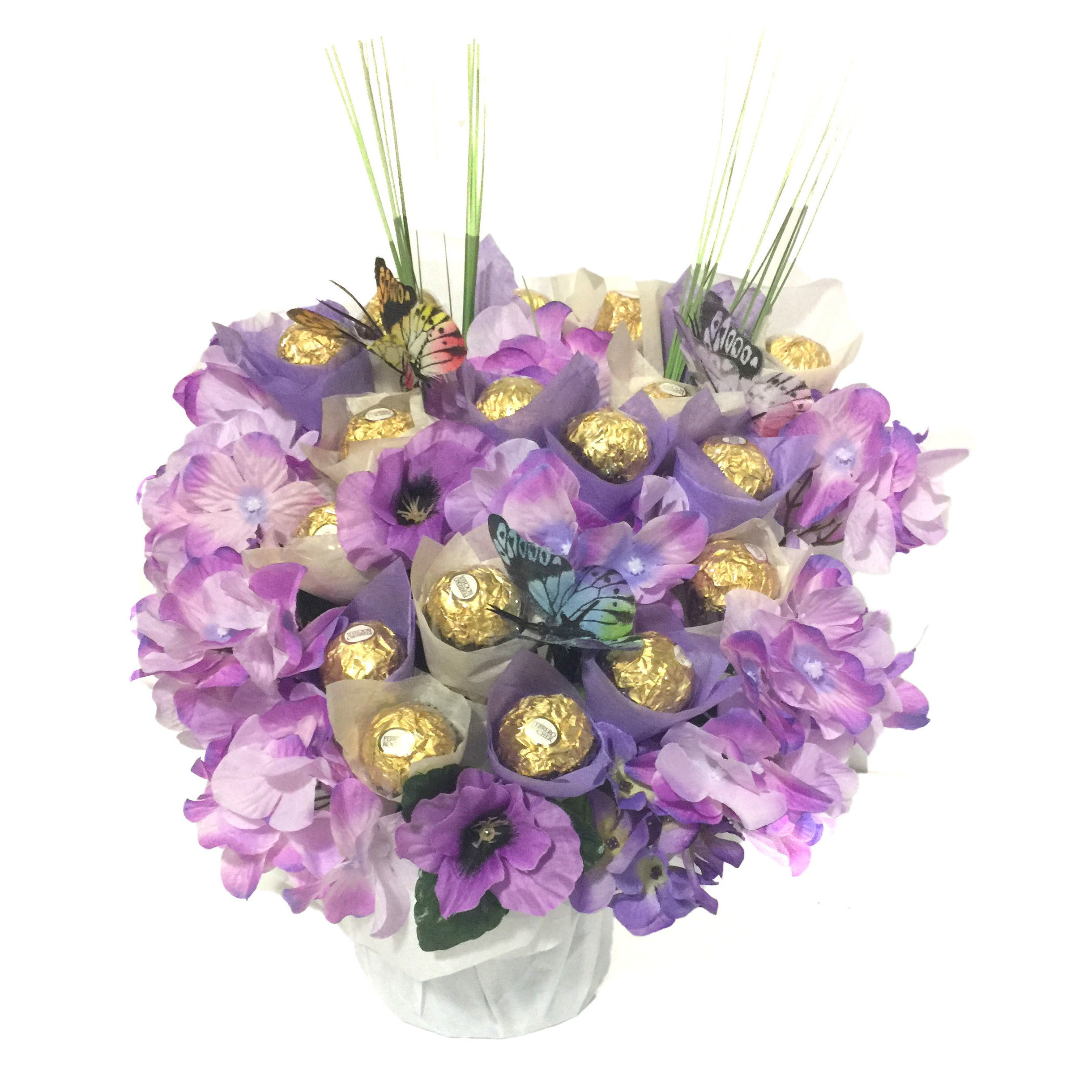 Shop azelas ferrero rocher chocolate bouquet free shipping today shop azelas ferrero rocher chocolate bouquet free shipping today overstock 19895782 izmirmasajfo