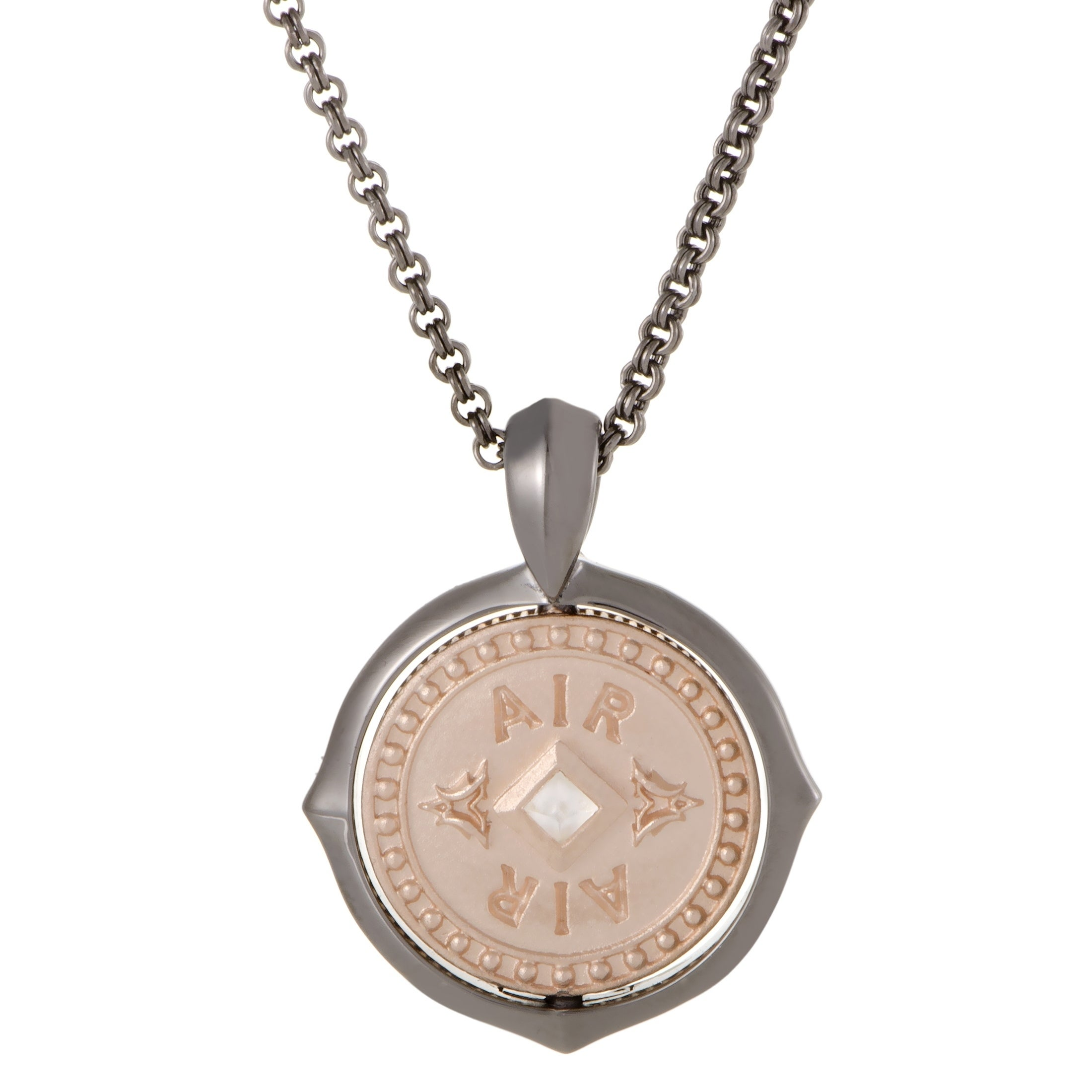 products leather zodiac xpress necklace libra