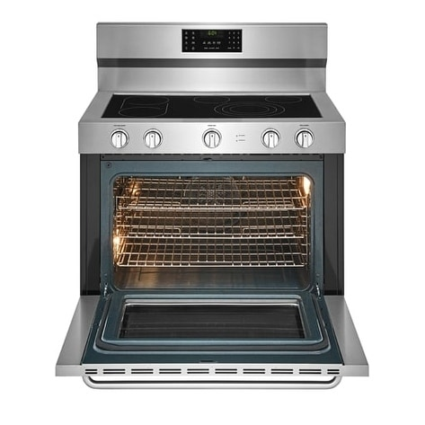 Frigidaire 40 Electric Range Stainless Steel Free Shipping Today 19966843