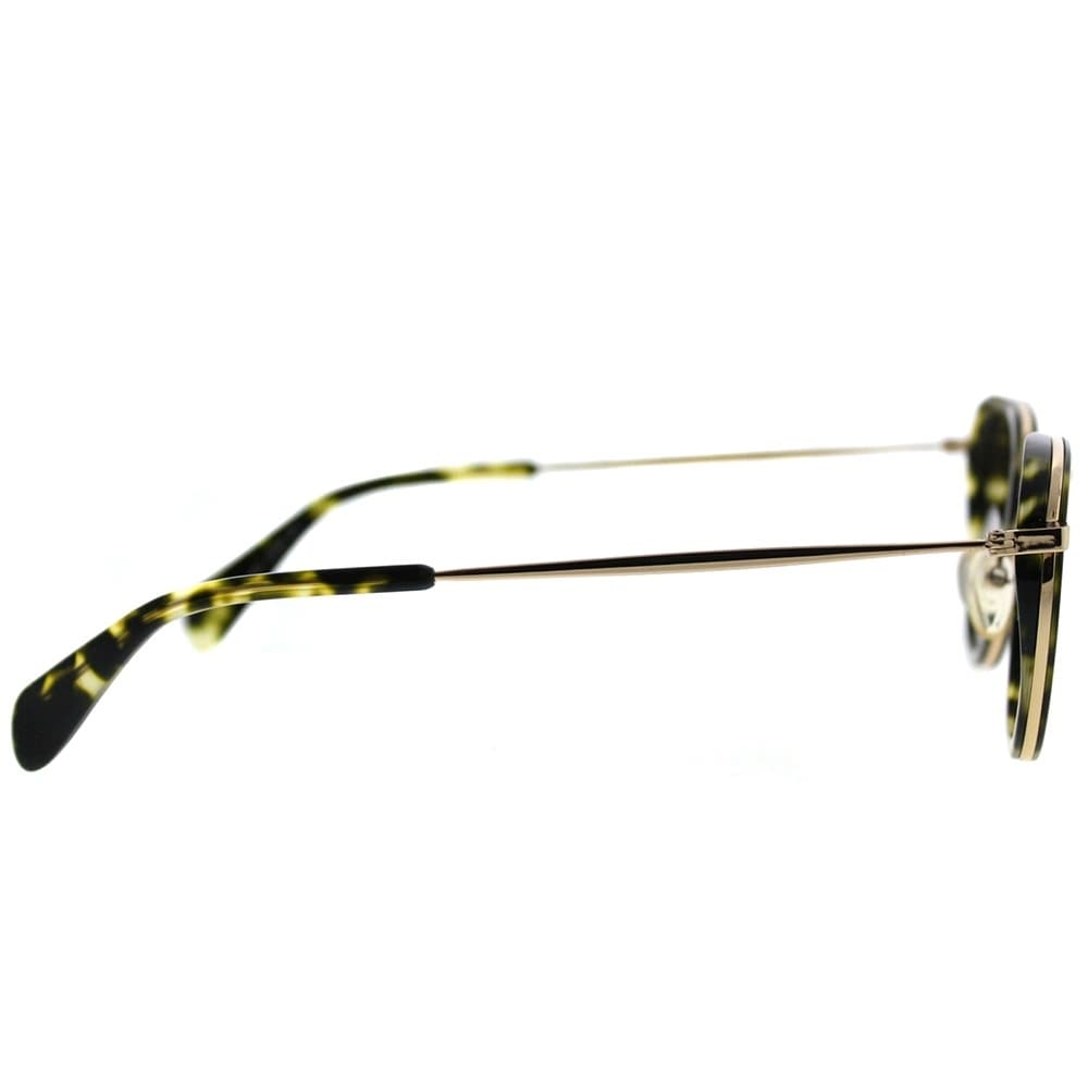 cfb9ad58c67 Shop Celine Round CL 41423 Cora J1L EC Women Havana Green Gold Frame Brown  Lens Sunglasses - Free Shipping Today - Overstock - 19974466