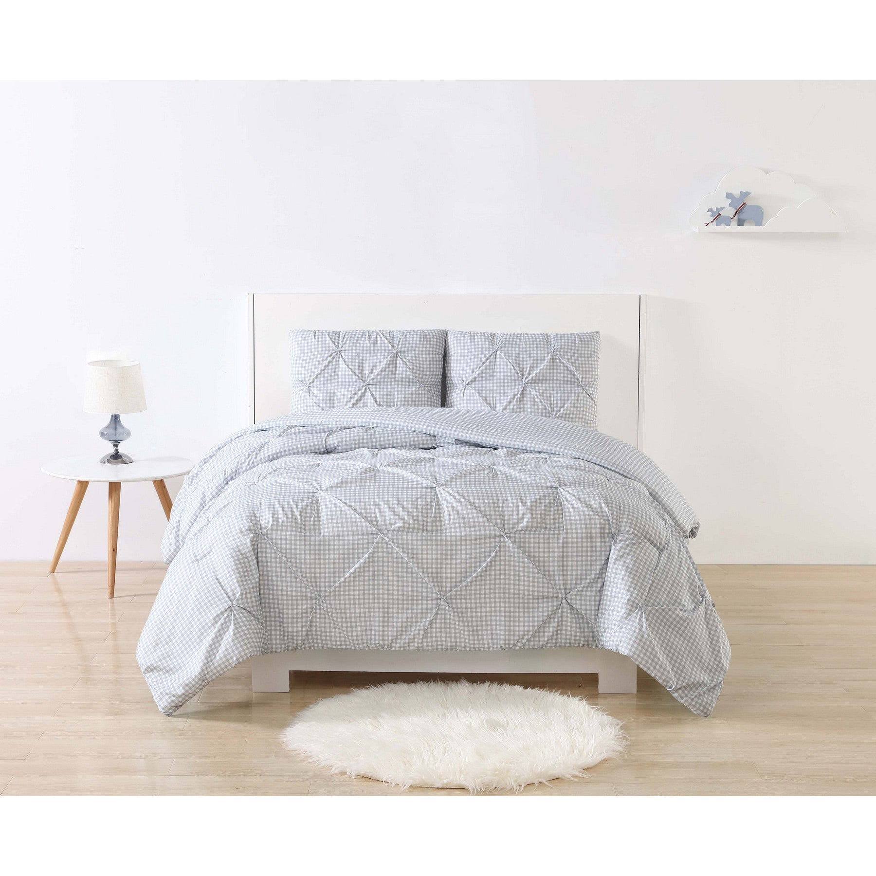 belles size com gingham shopping piece set gray full white on line cheap duvet at queen cover deals alibaba quotations guides blue maison get find