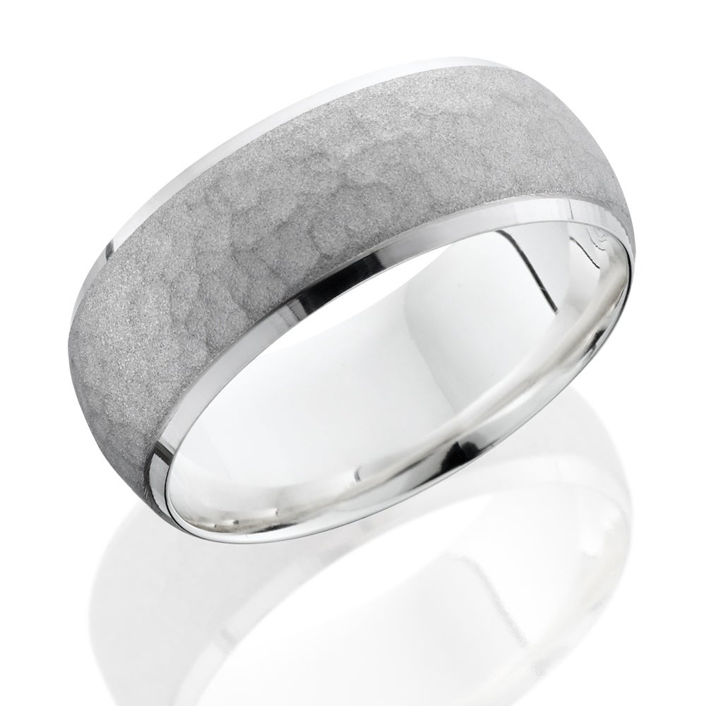 brushed henrich platinum round denzel ring solitaire matte brilliant products diamond and