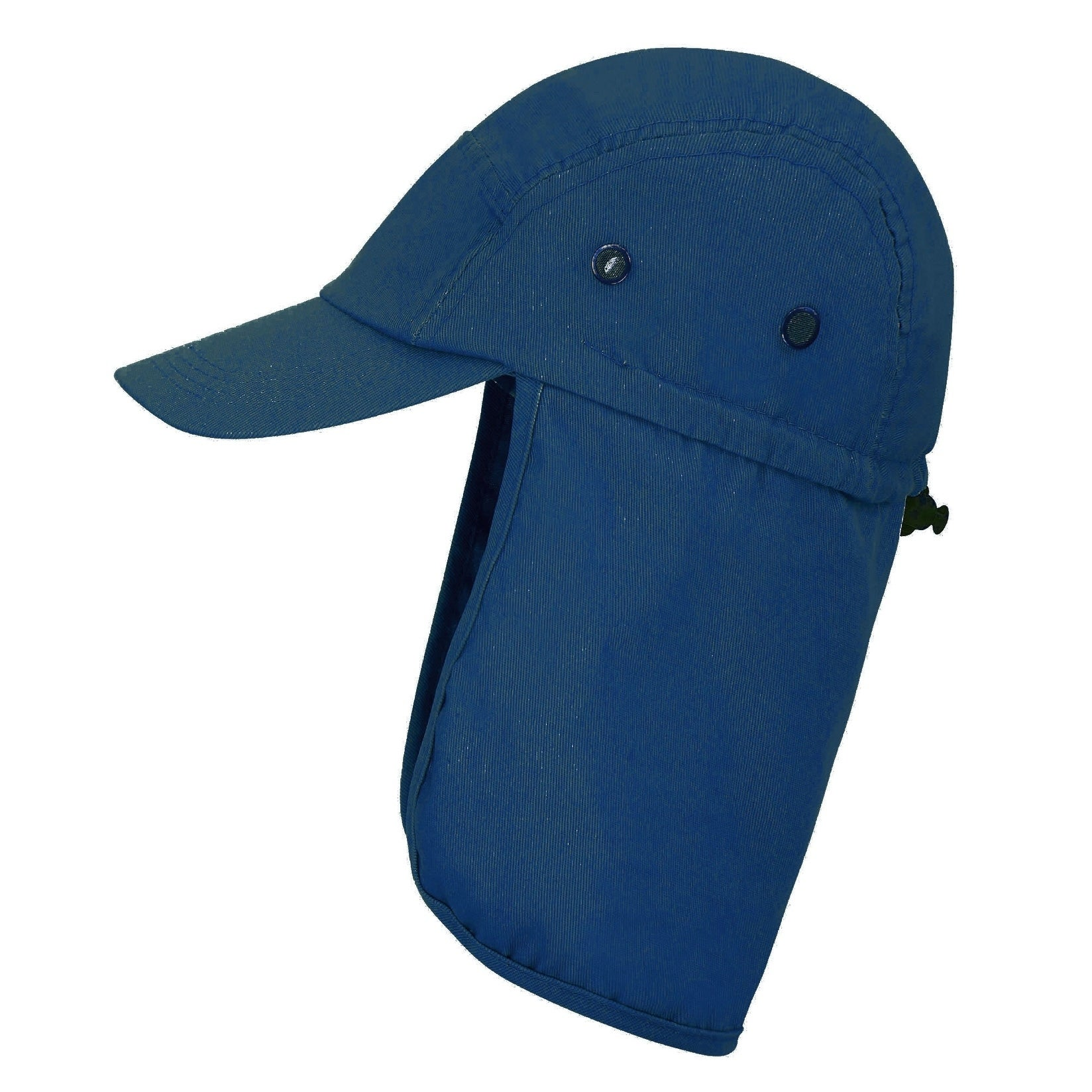b554f5d17 Shop Safari Hat Sun Protection Outdoors Neck Flap Cap Denim Black - Free  Shipping On Orders Over $45 - Overstock - 19996305