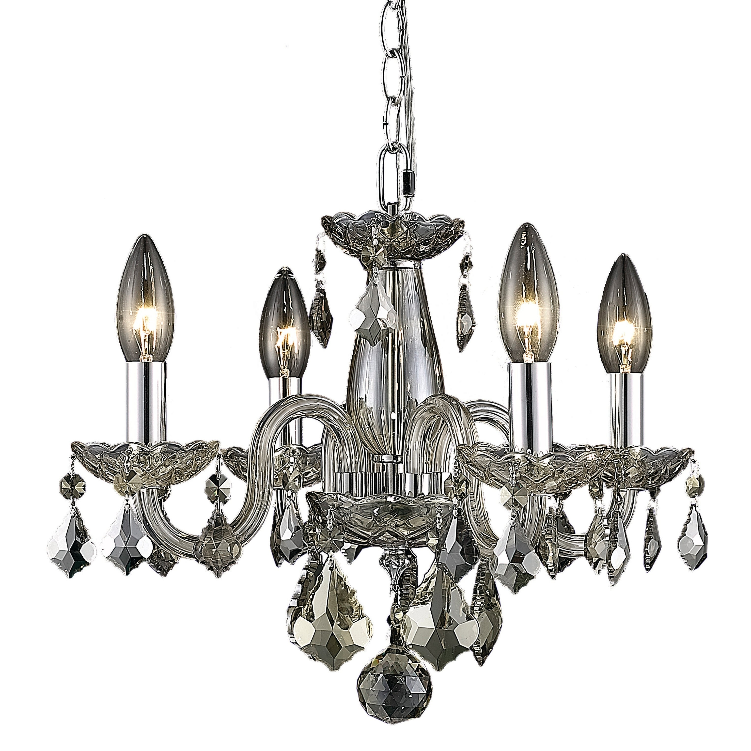 Elegant Lighting Rococo 4 Light Pendant Free Shipping Today