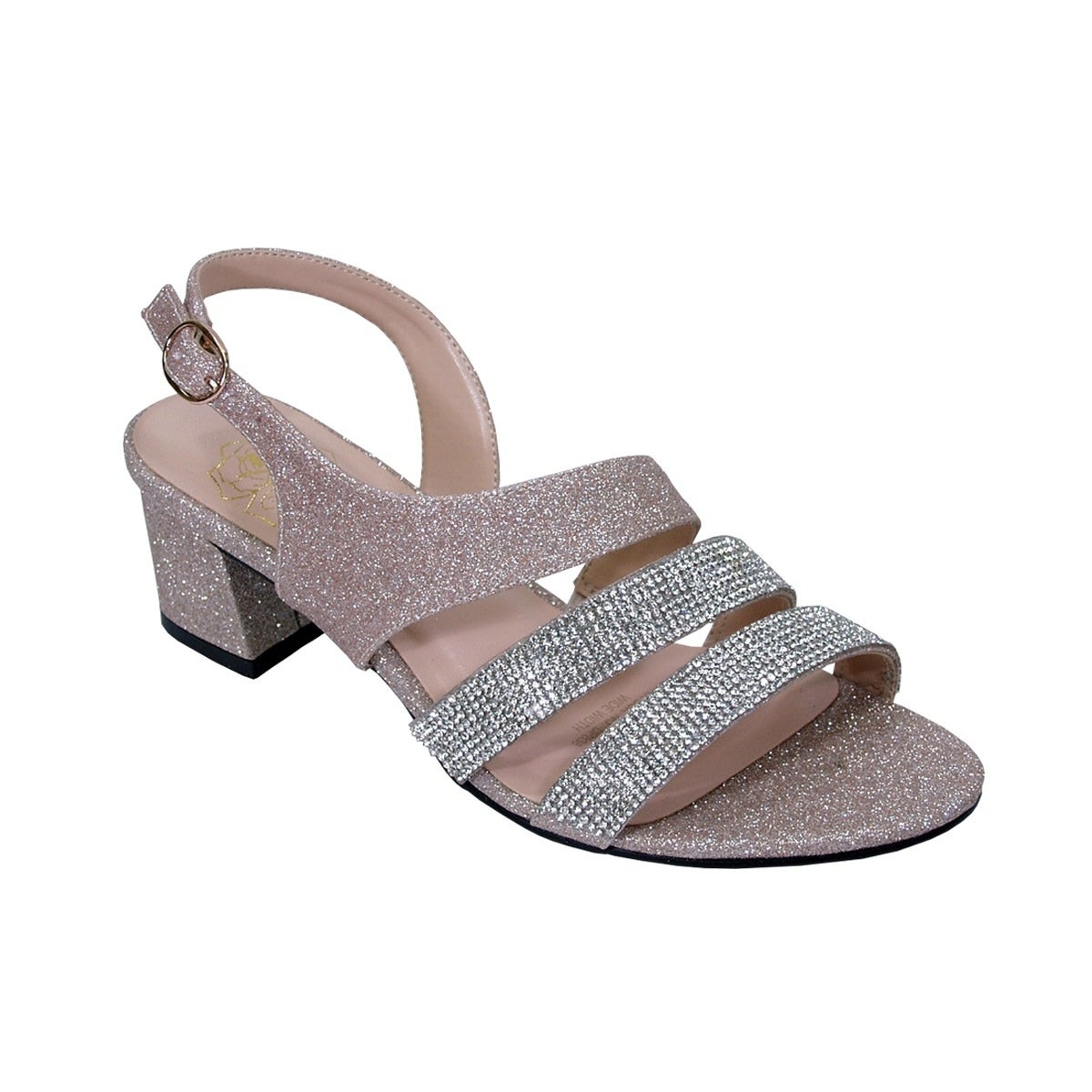 e6365e8161cf23 Shop FLORAL Dorothy Women Extra Wide Width Rhinestone Dressy Party Sandals  - Free Shipping On Orders Over  45 - Overstock - 20005016